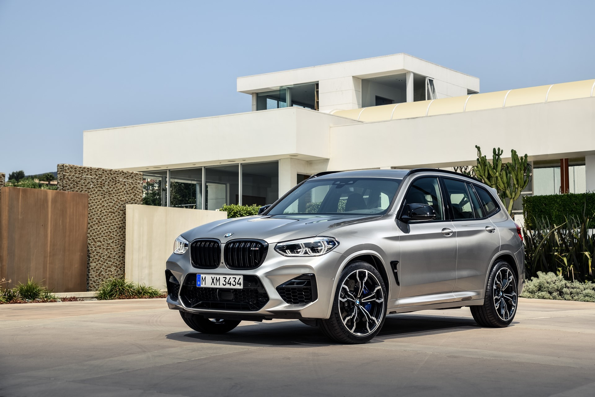 BMW X3 M and X4 M 2019 (4)