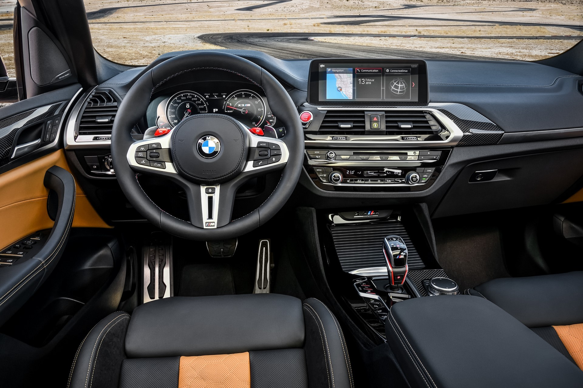 BMW X3 M and X4 M 2019 (41)