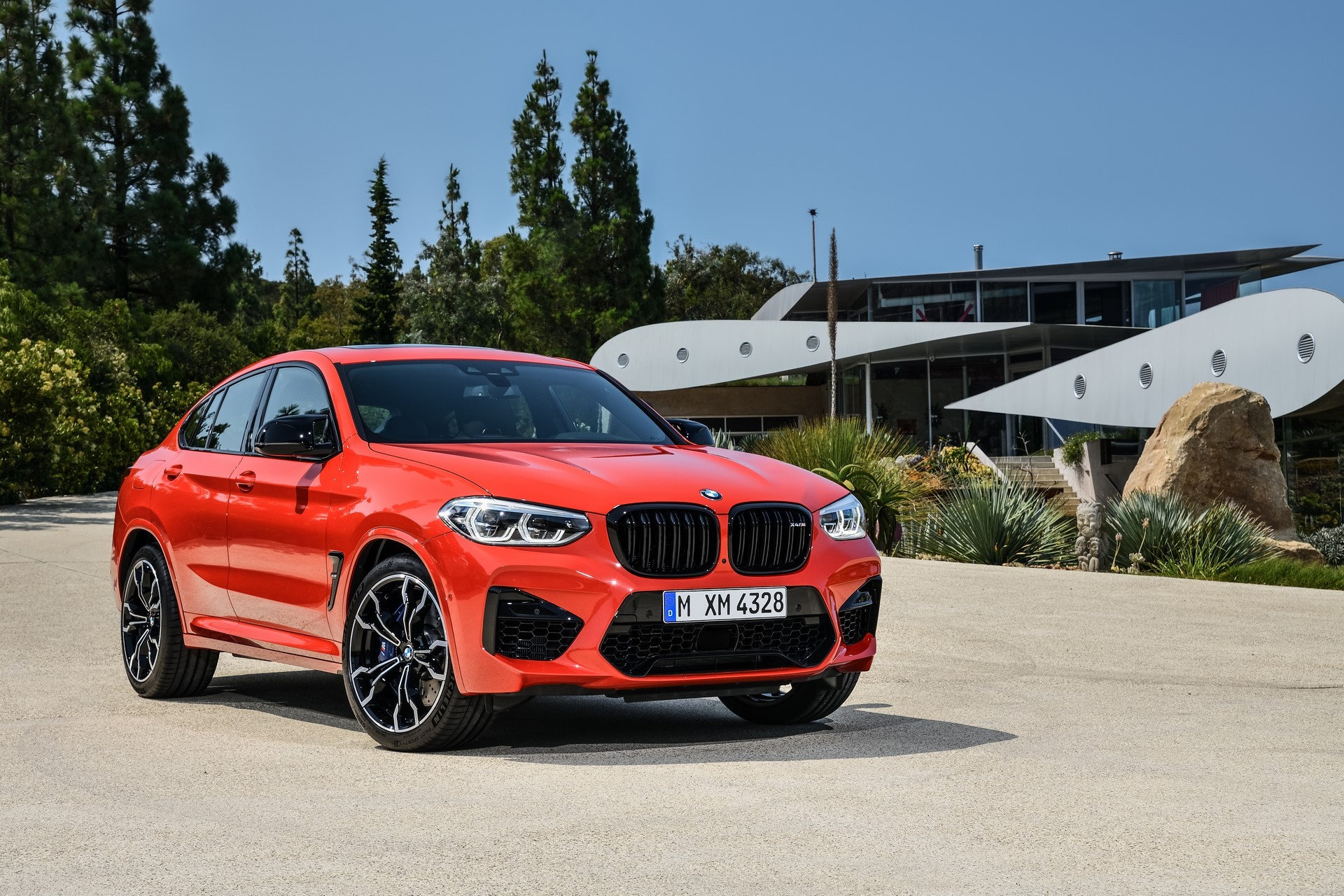 BMW X3 M and X4 M 2019 (55)