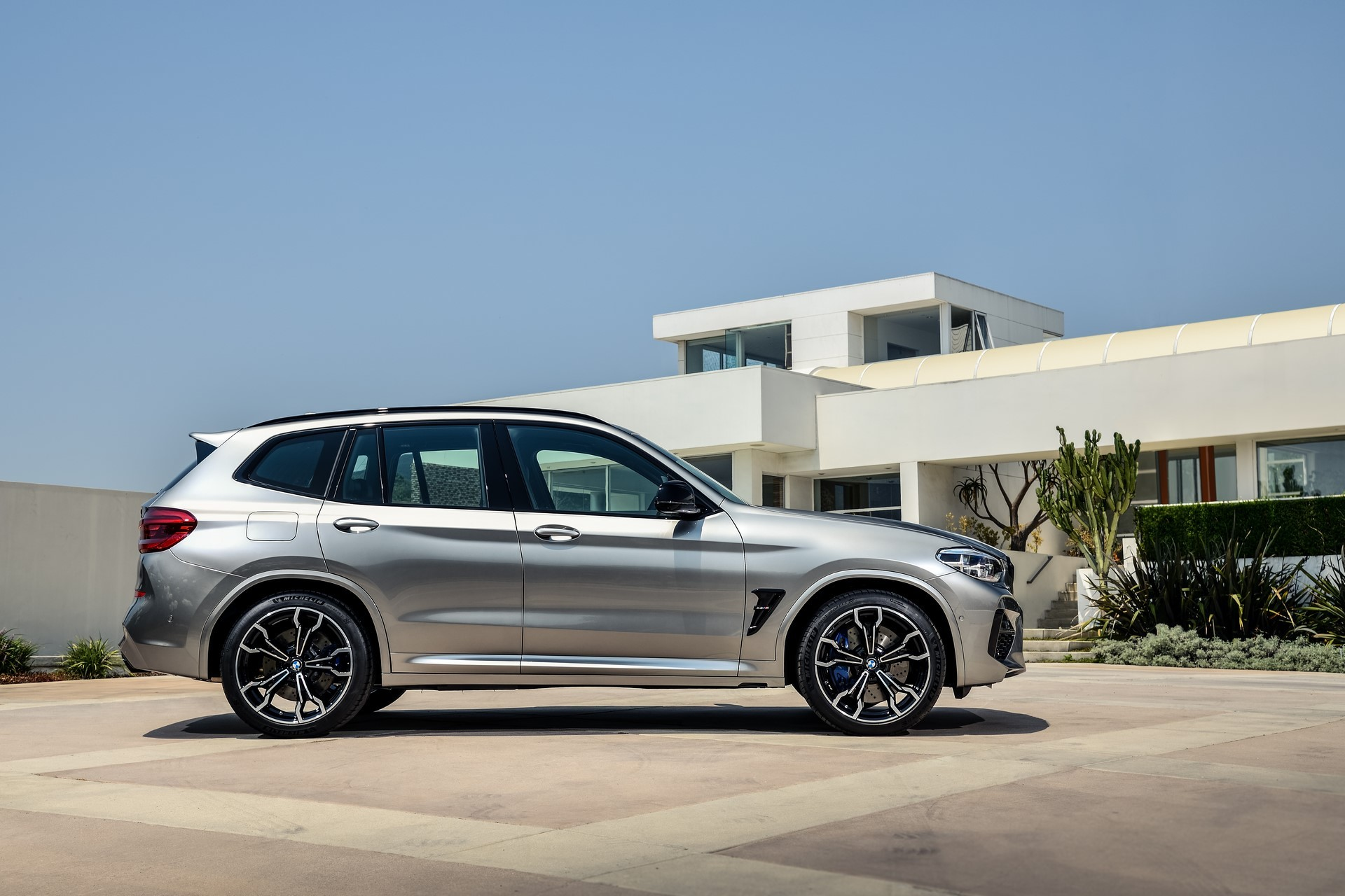 BMW X3 M and X4 M 2019 (6)
