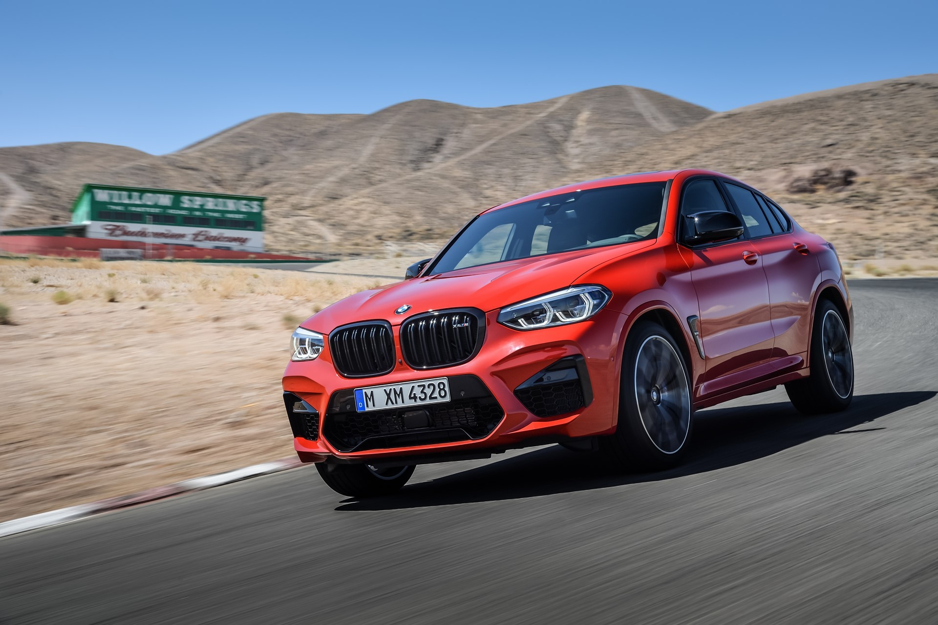 BMW X3 M and X4 M 2019 (63)
