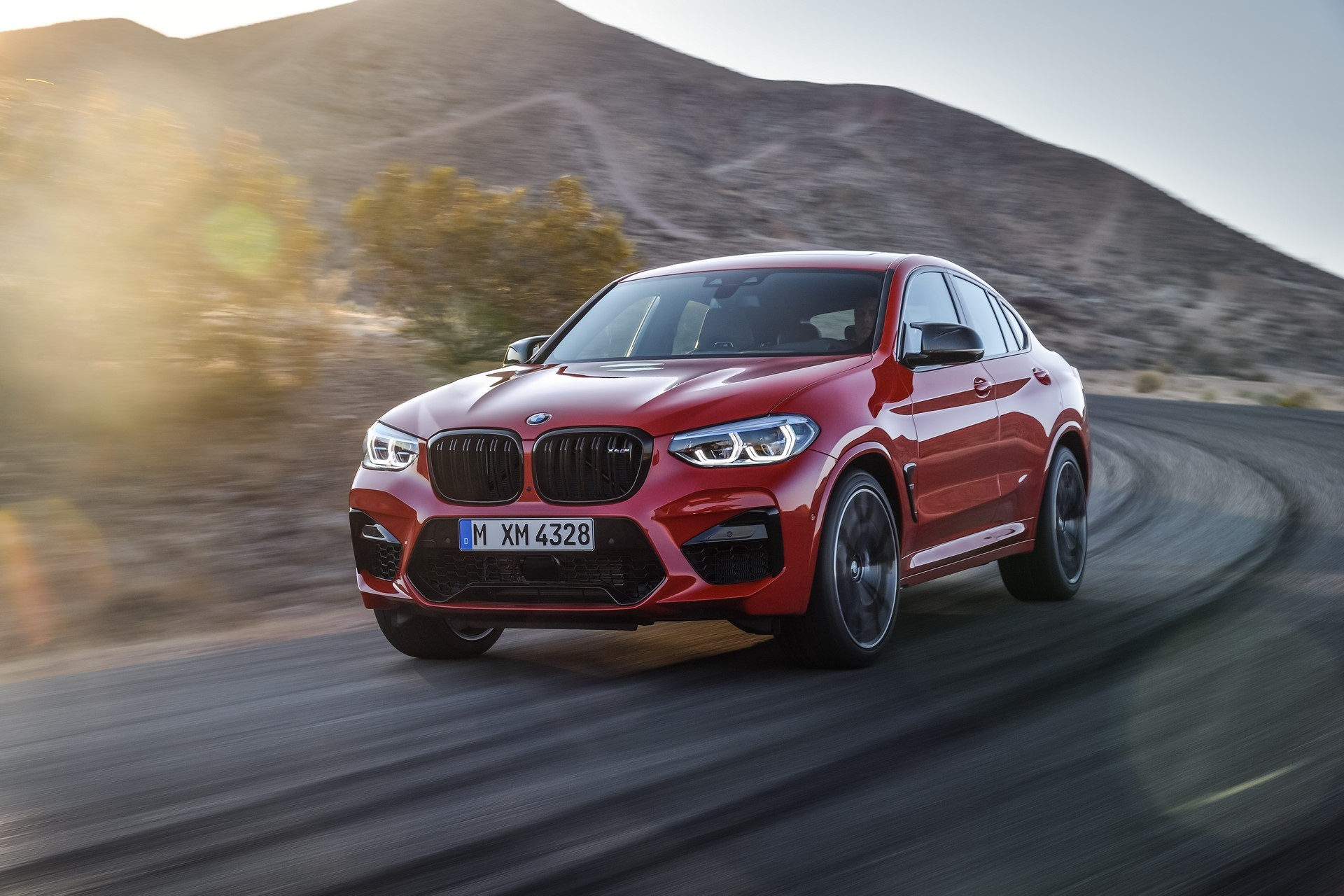 BMW X3 M and X4 M 2019 (64)