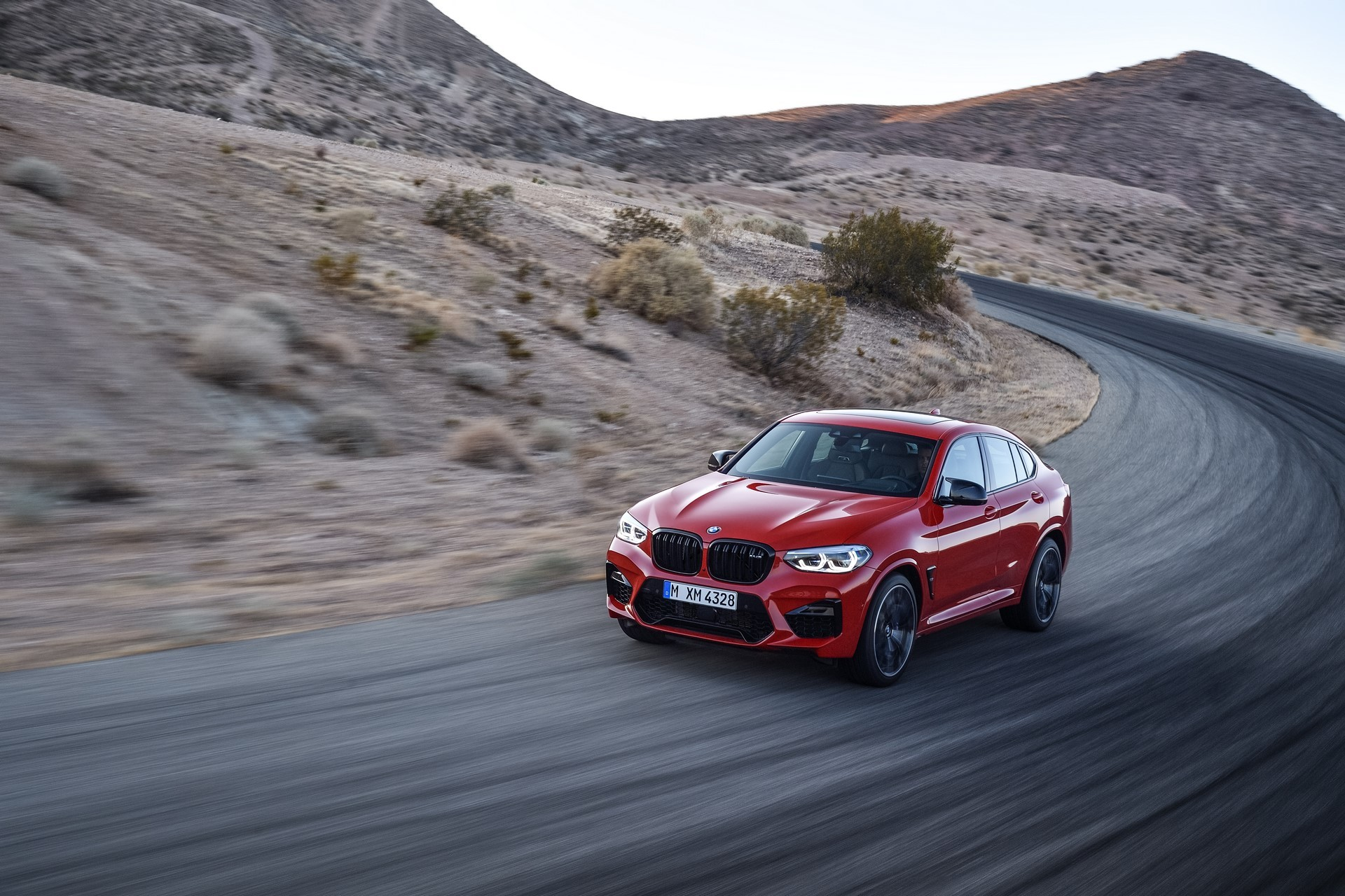 BMW X3 M and X4 M 2019 (65)