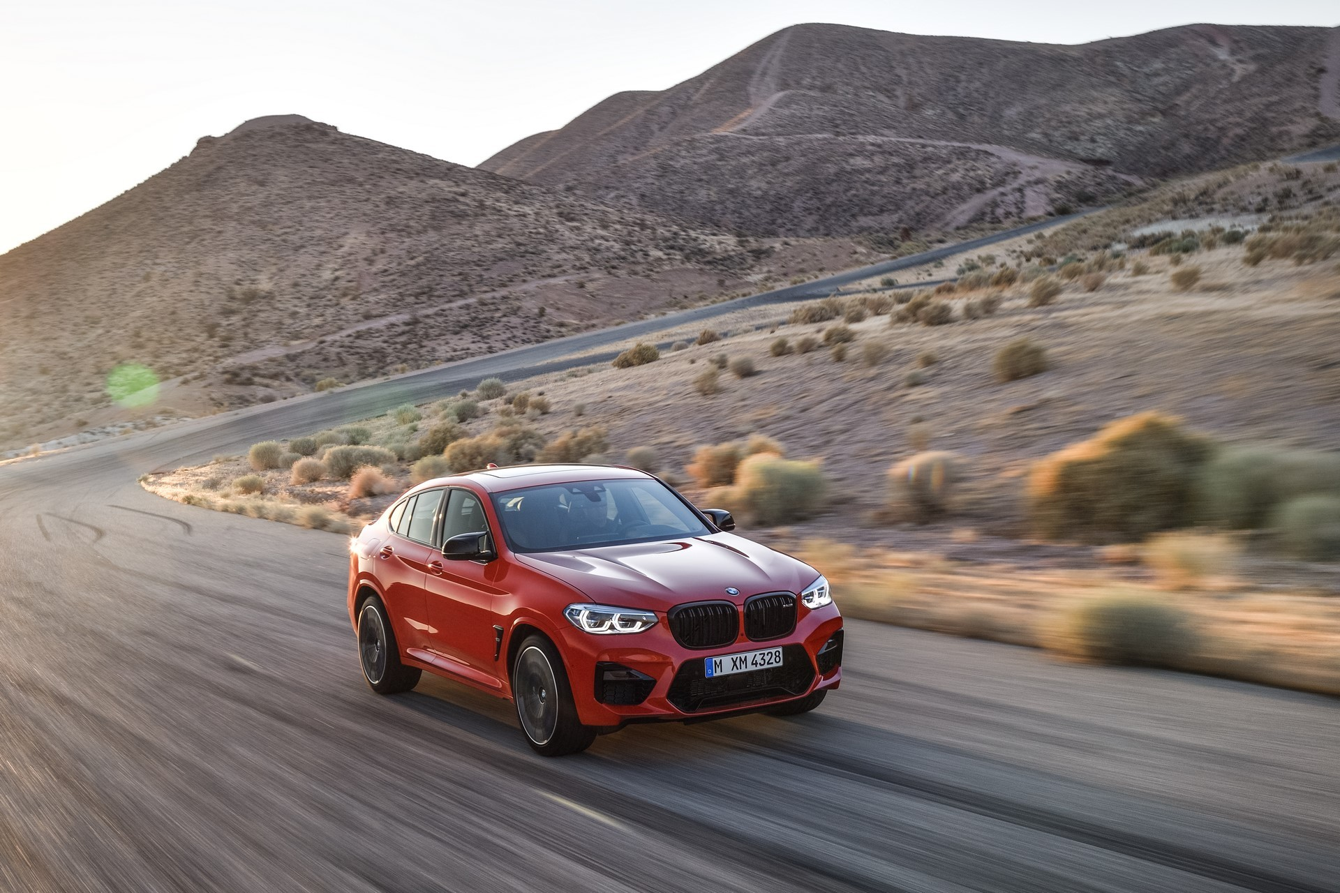 BMW X3 M and X4 M 2019 (66)