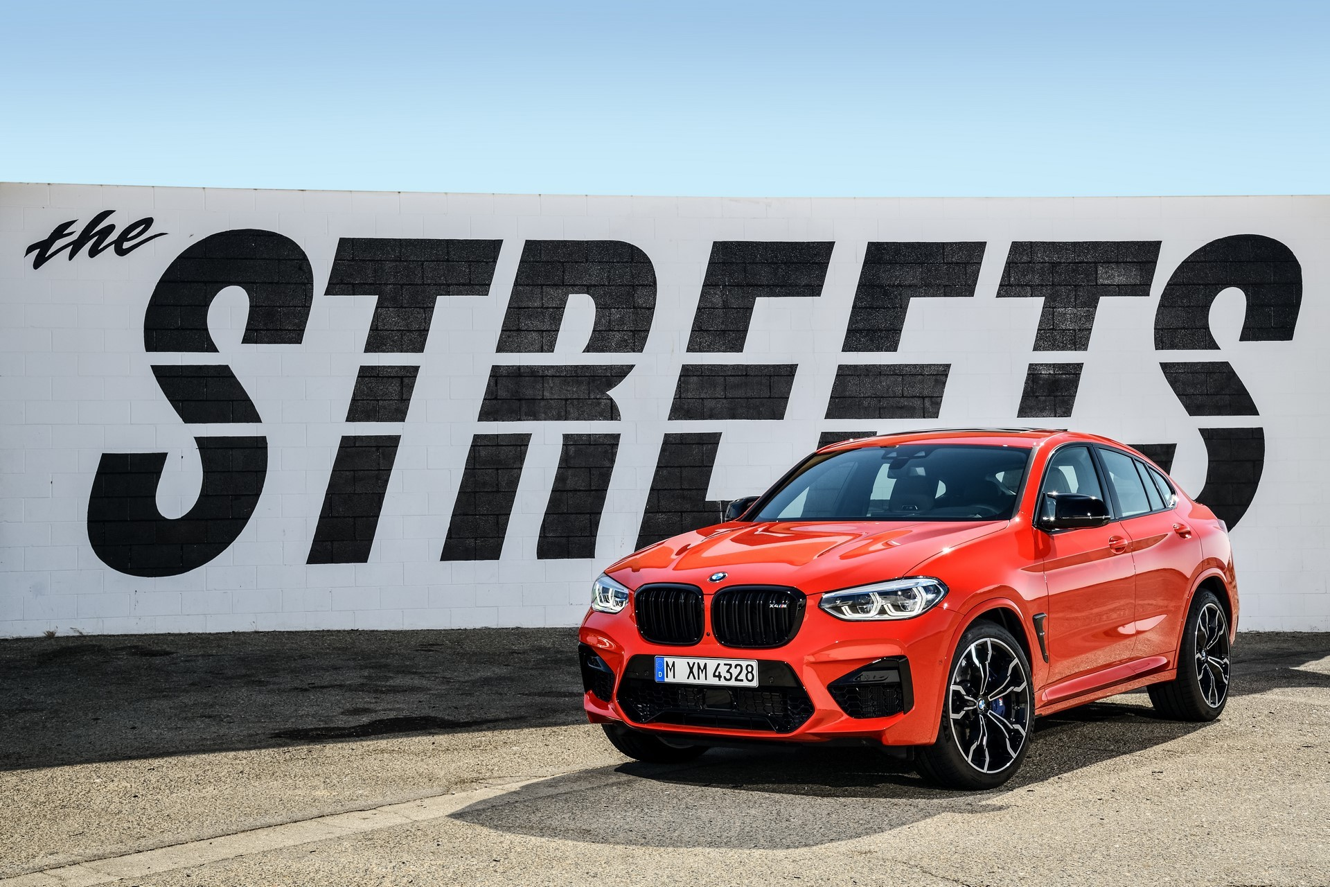 BMW X3 M and X4 M 2019 (69)