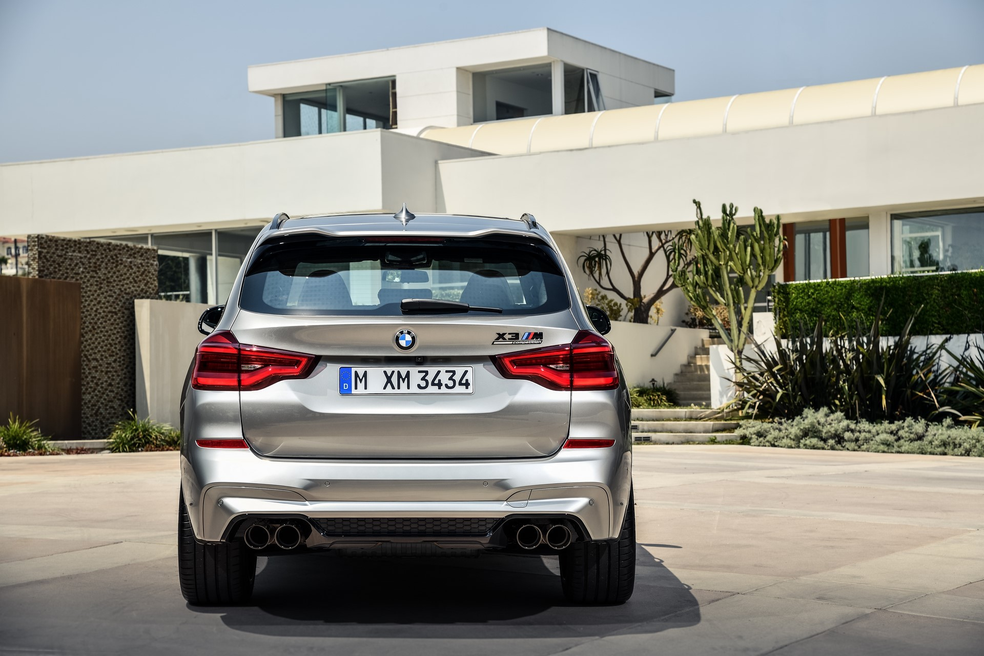 BMW X3 M and X4 M 2019 (7)