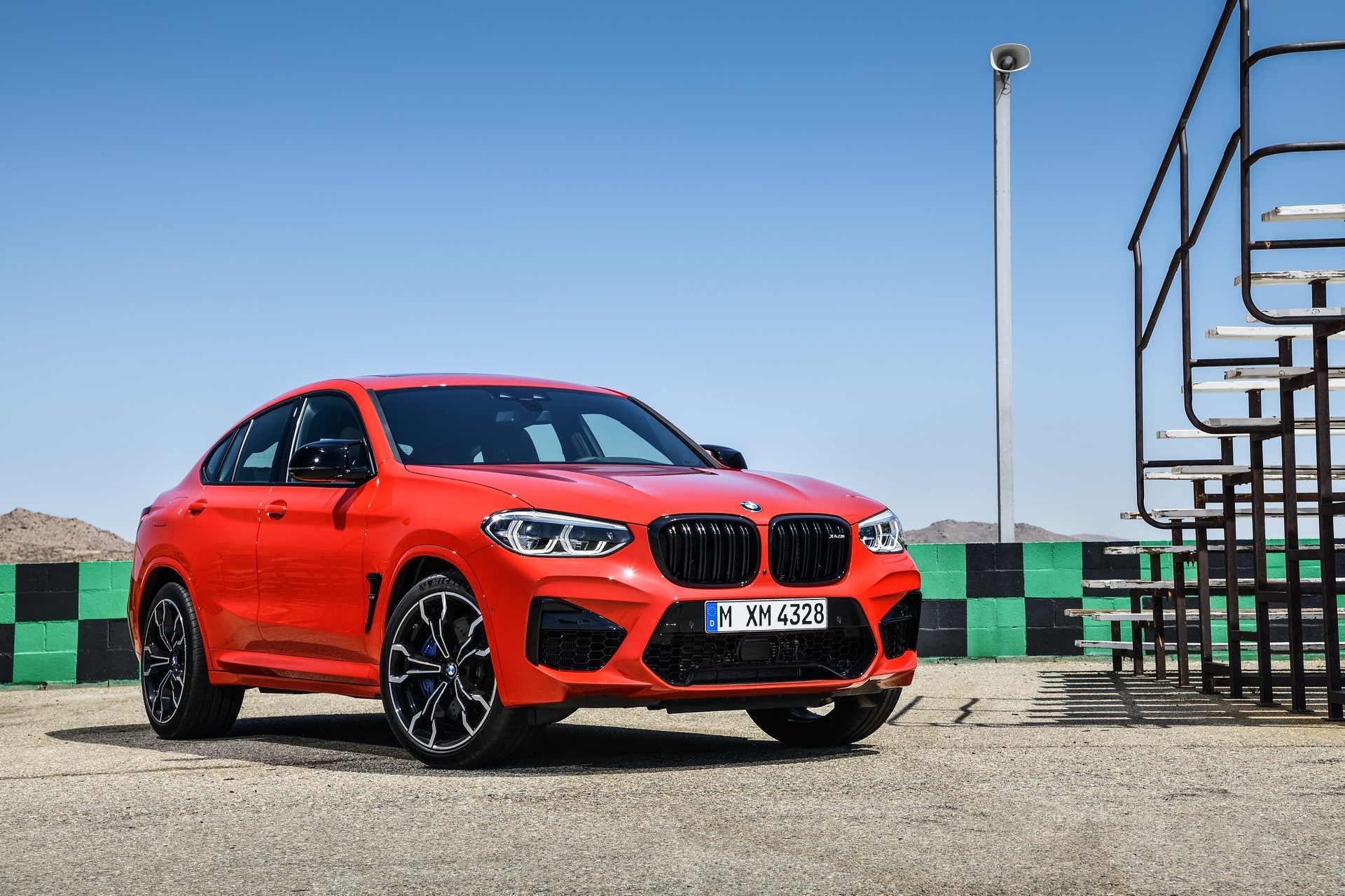 BMW X3 M and X4 M 2019 (70)
