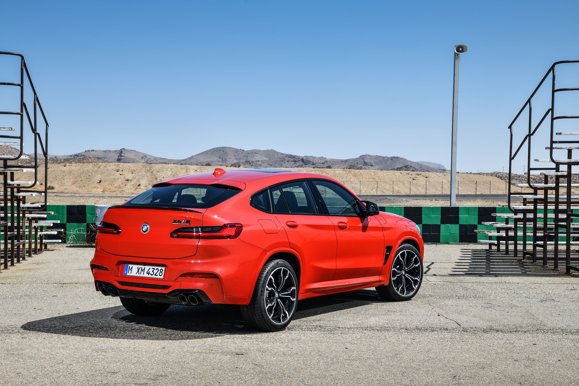 BMW X3 M and X4 M 2019 (71)