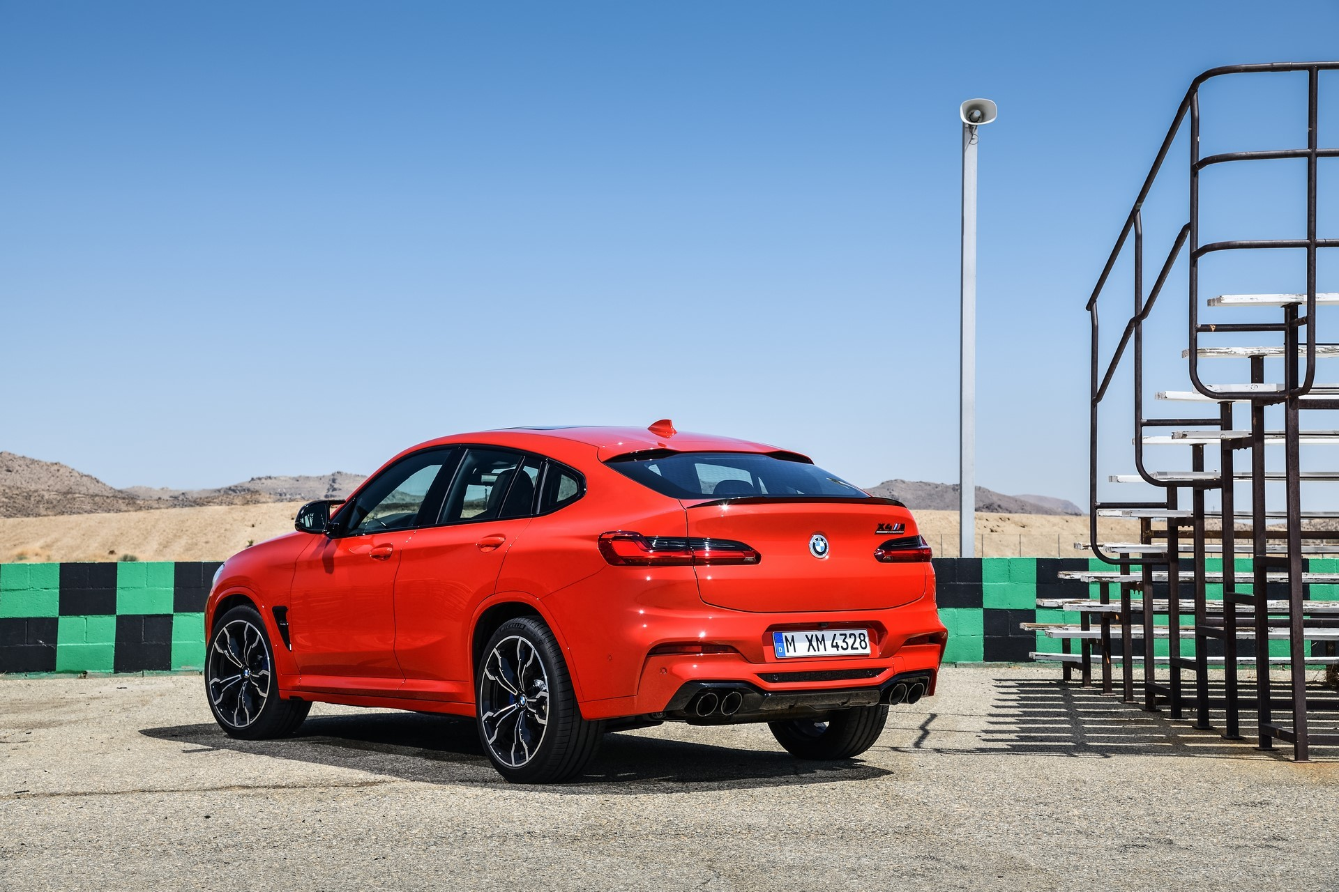 BMW X3 M and X4 M 2019 (72)