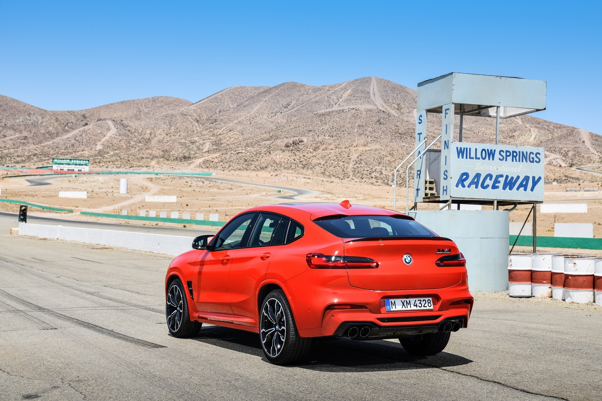 BMW X3 M and X4 M 2019 (73)