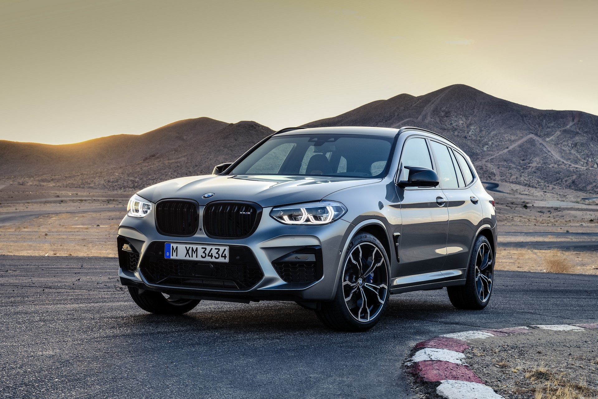 BMW X3 M and X4 M 2019 (8)