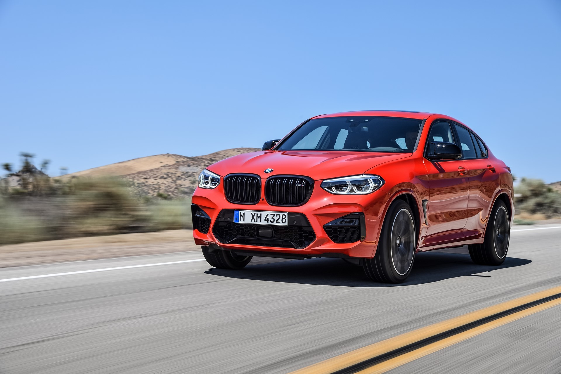 BMW X3 M and X4 M 2019 (81)