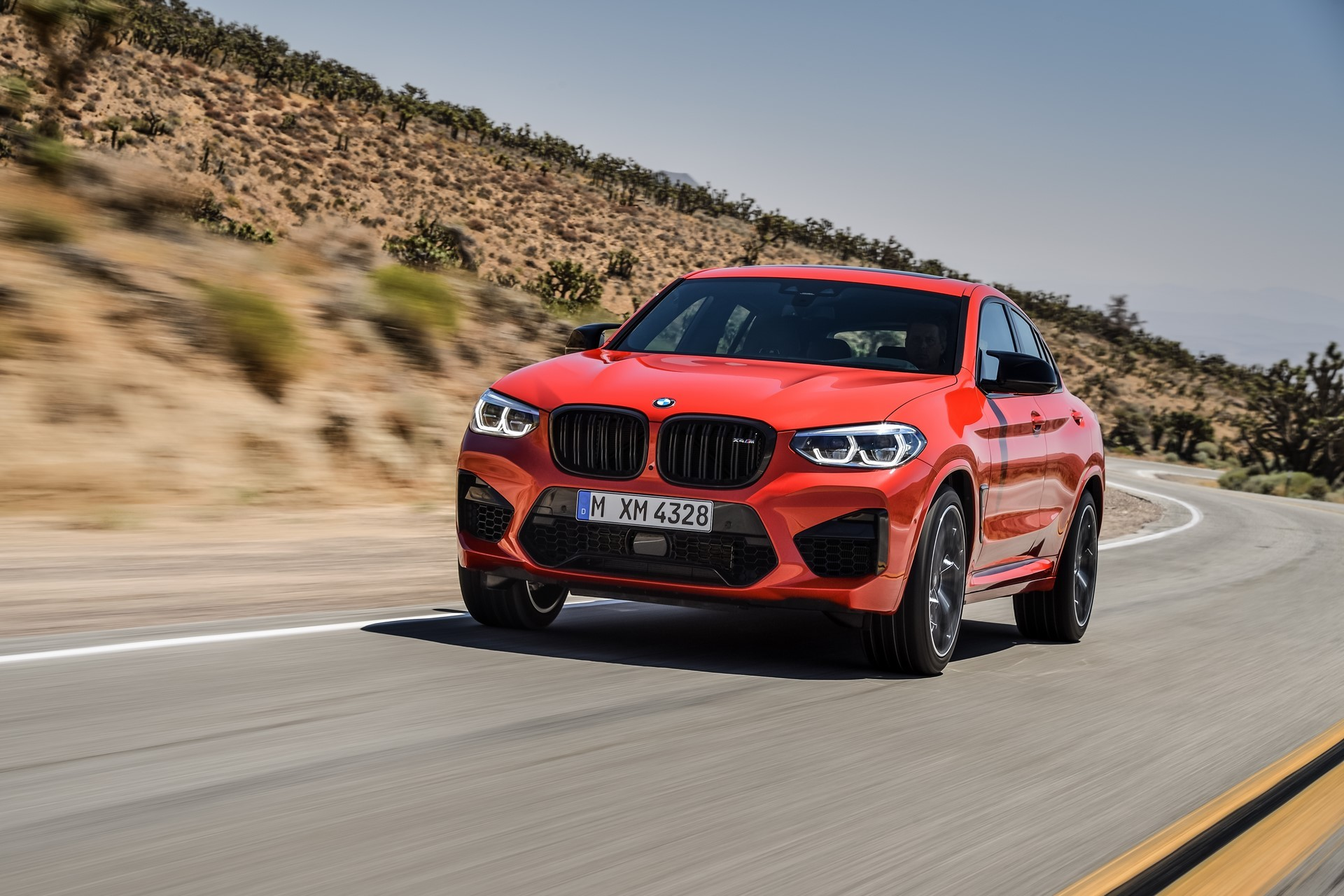 BMW X3 M and X4 M 2019 (82)
