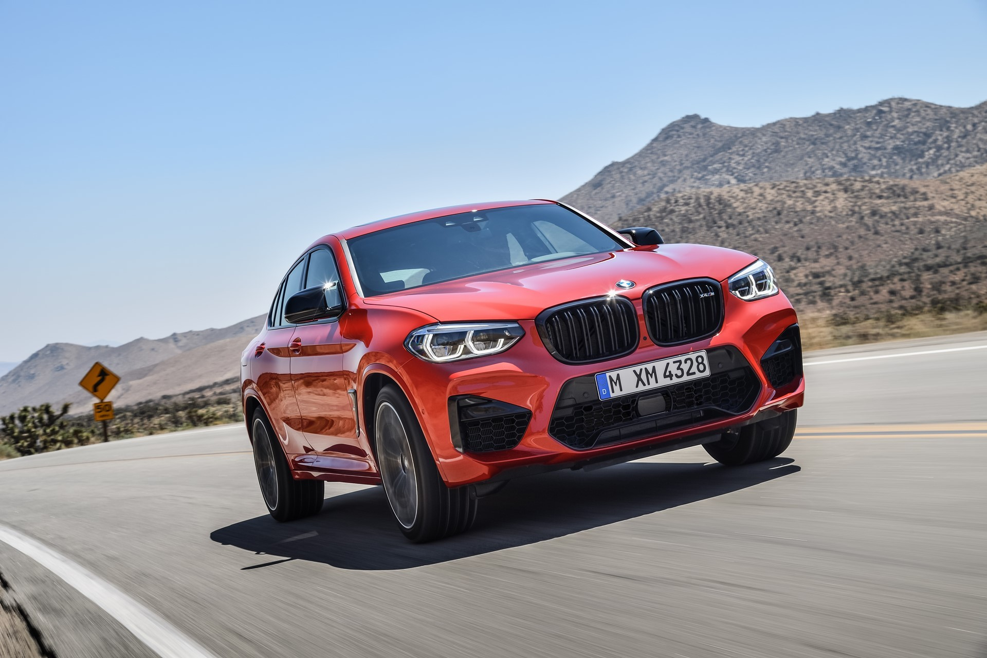 BMW X3 M and X4 M 2019 (85)