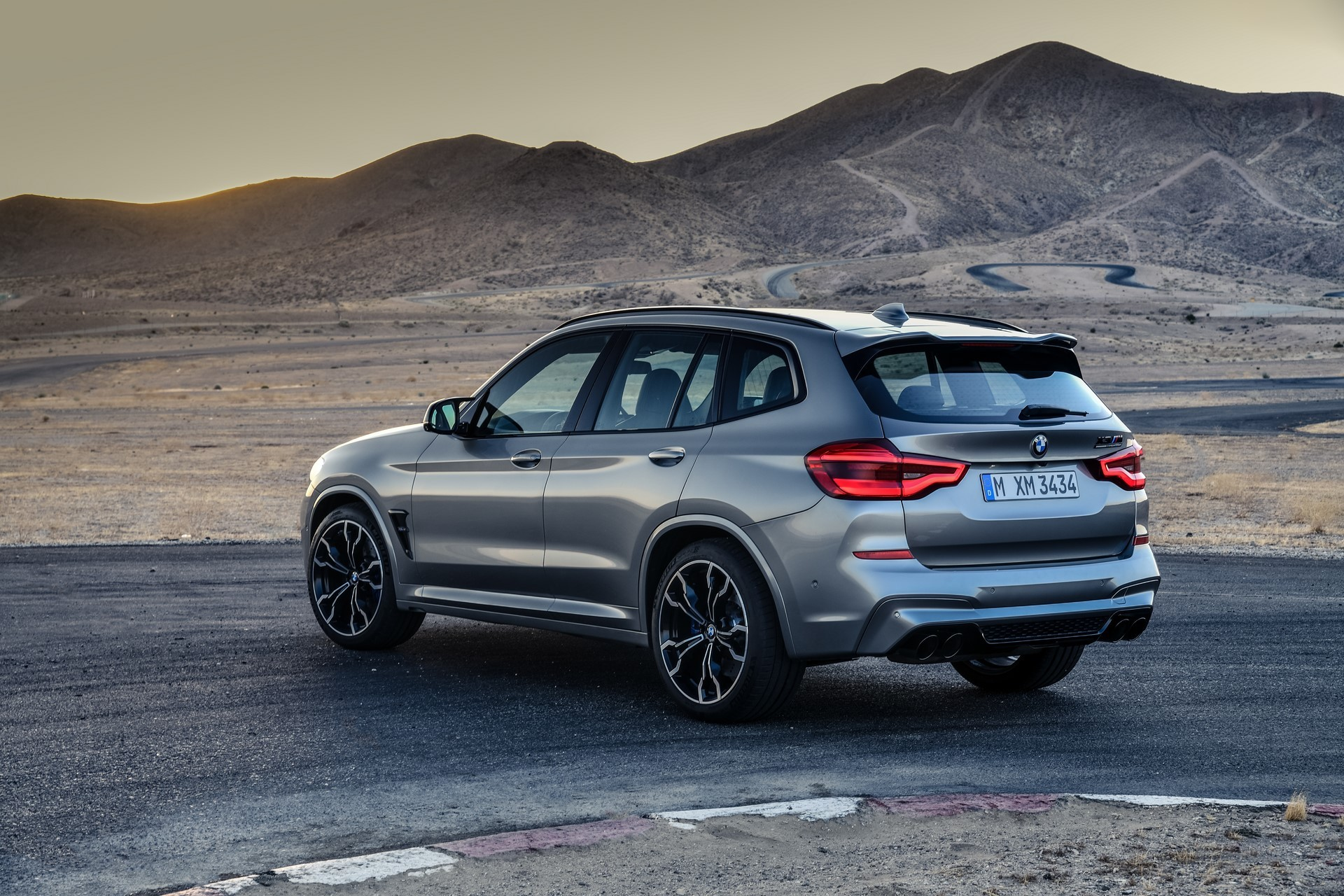 BMW X3 M and X4 M 2019 (9)