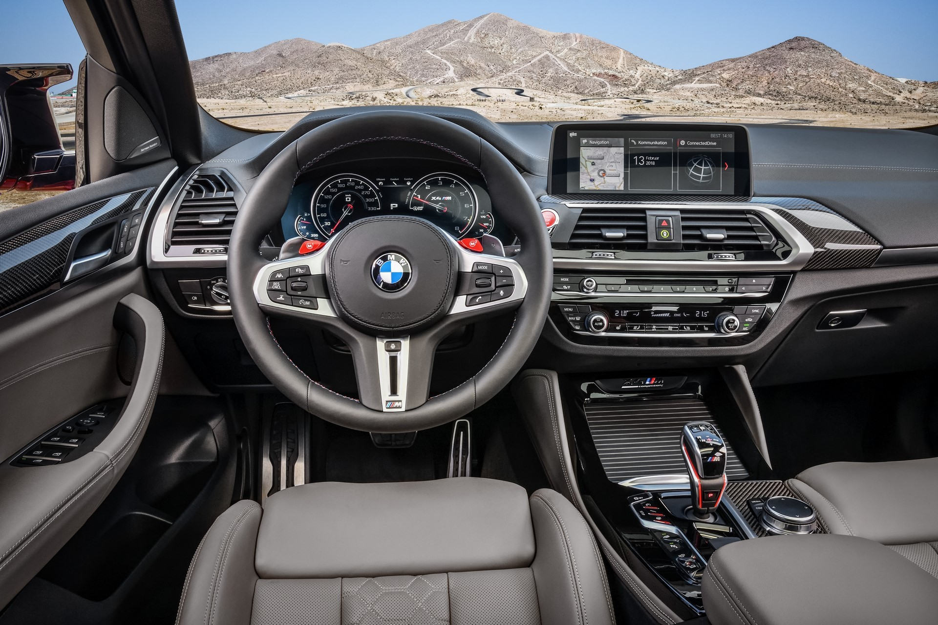 BMW X3 M and X4 M 2019 (95)