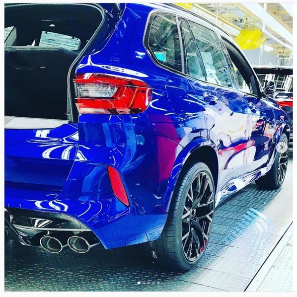 BMW X5 M and X6 M Competition leaked (2)