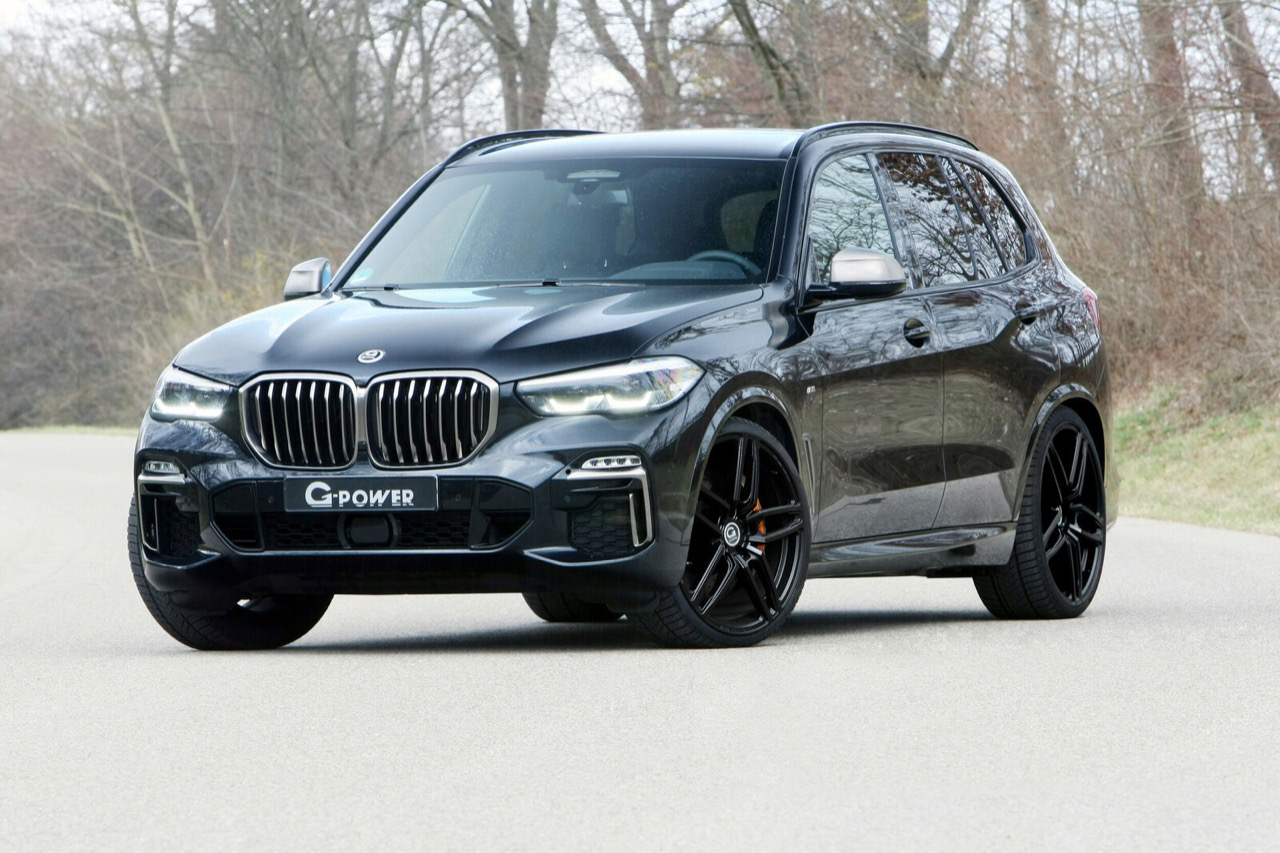 BMW X5 M50d by G-Power (1)