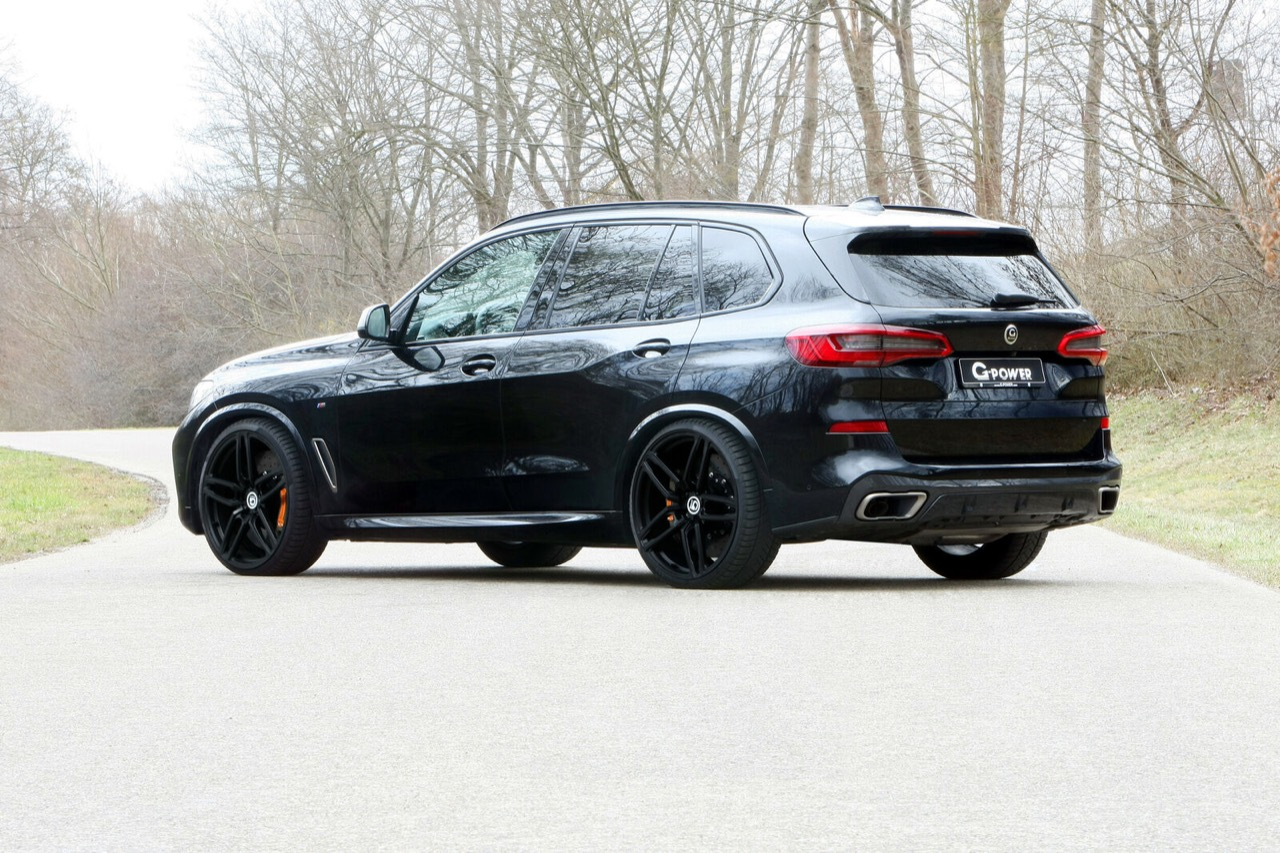 BMW X5 M50d by G-Power (3)