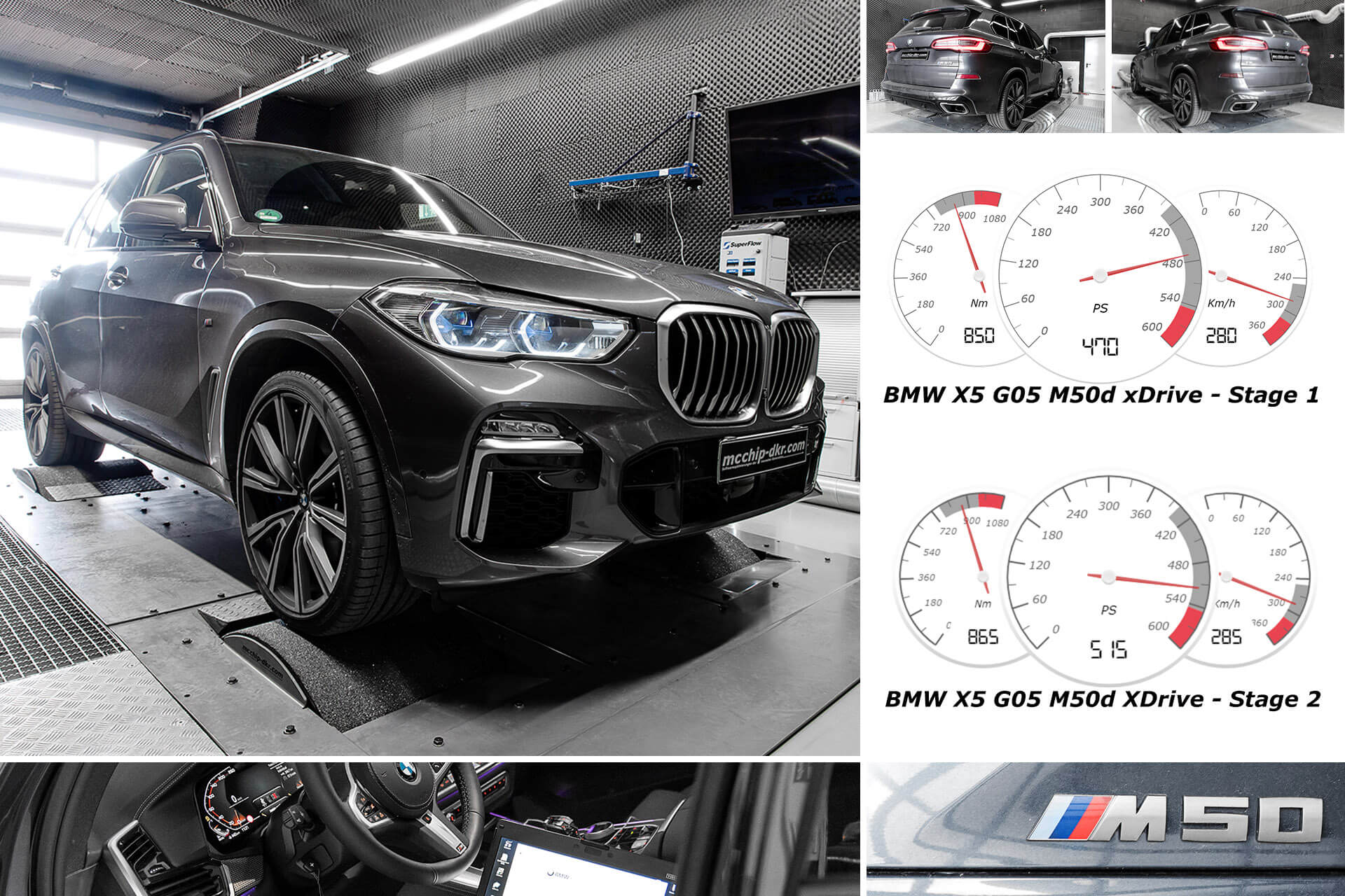 BMW X5 M50d by Mcchip DKR (4)