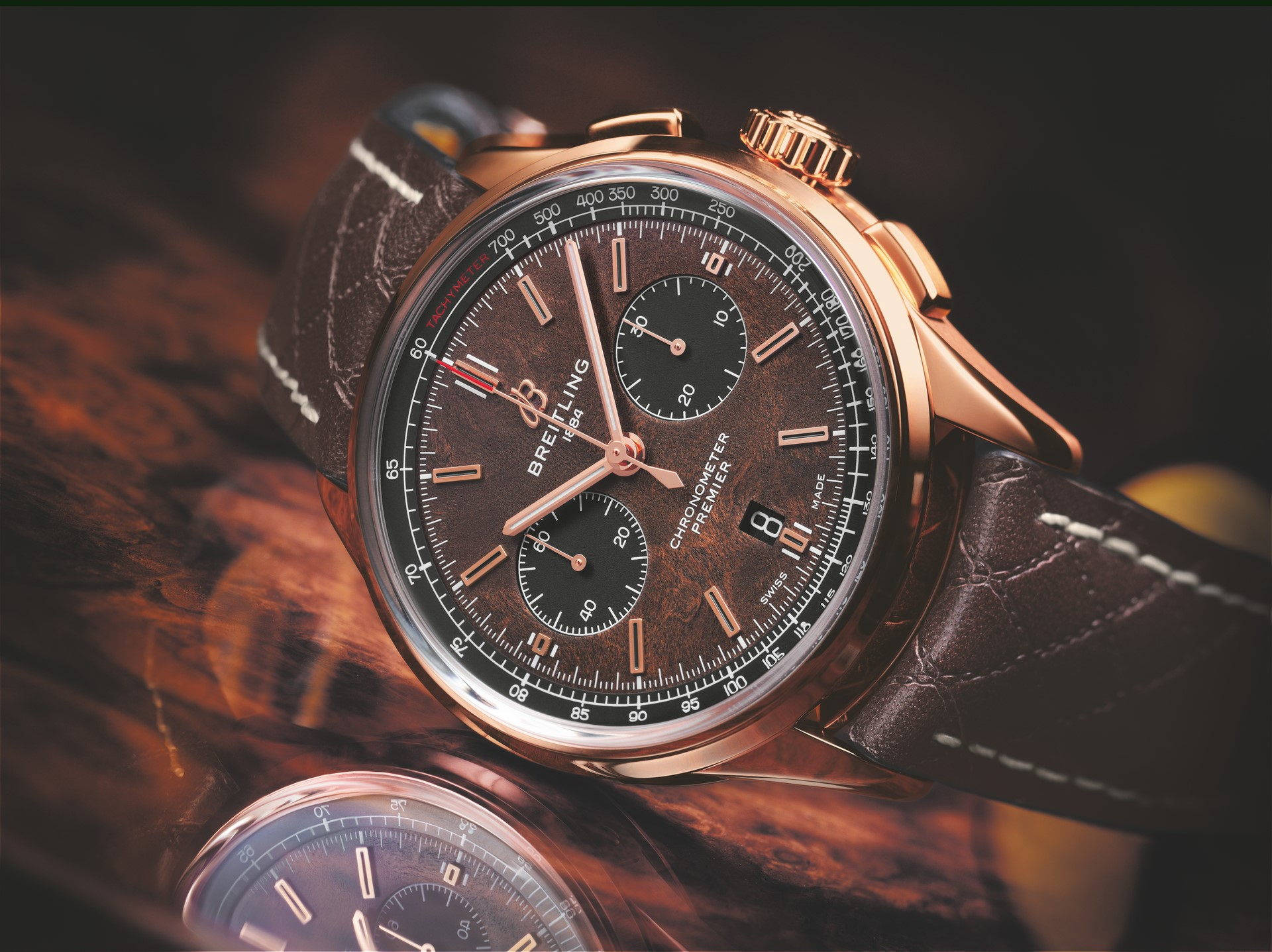 Breitling Premier Bentley Centenary Limited Edition (1)