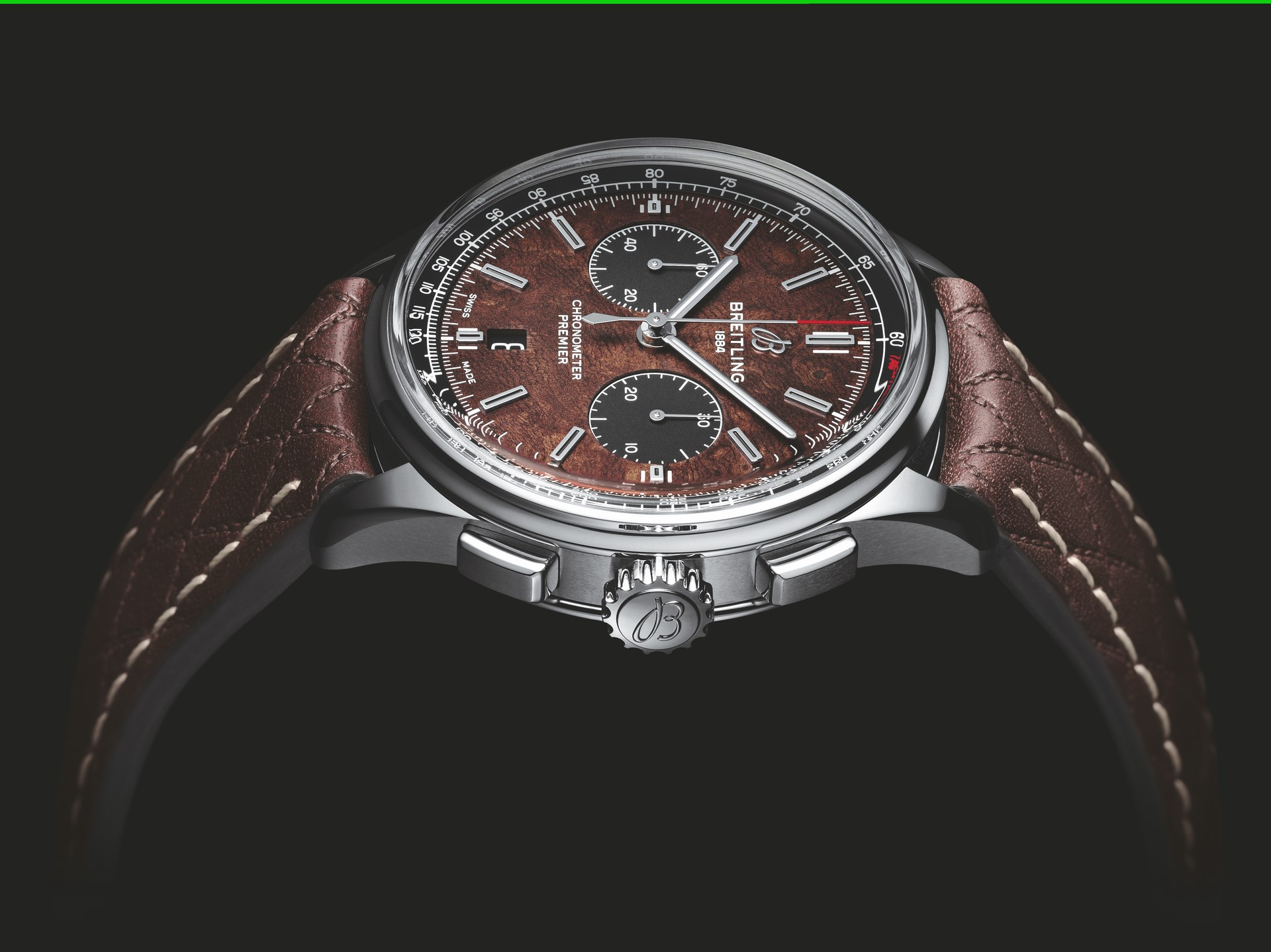 Breitling Premier Bentley Centenary Limited Edition (3)