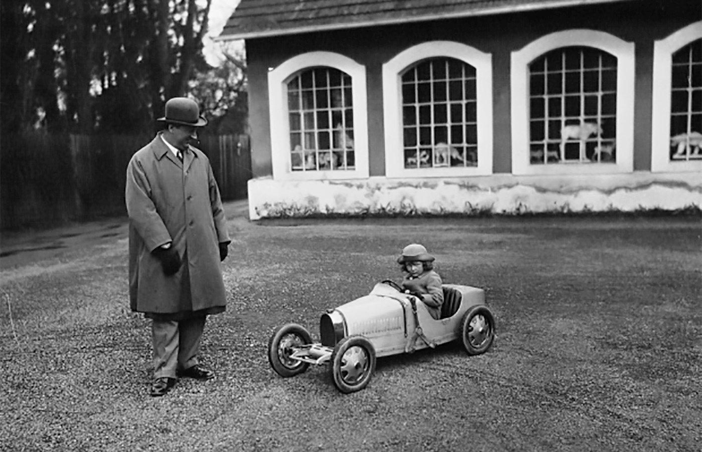 Bugatti Baby II Type 35 (8)