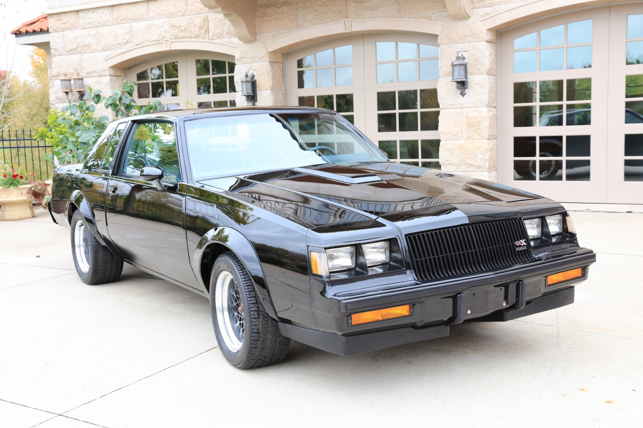 Buick GNX with only 13 km (12)