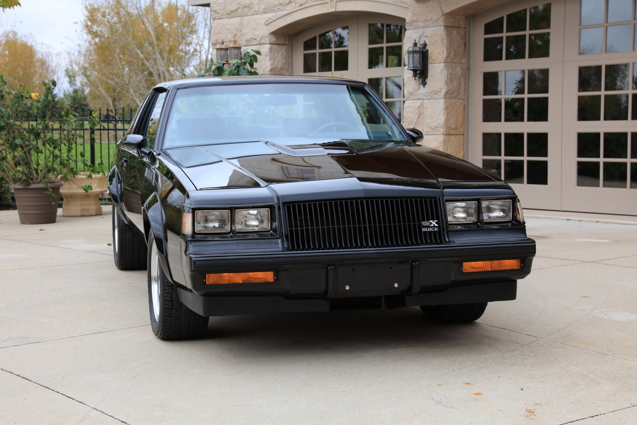 Buick GNX with only 13 km (37)