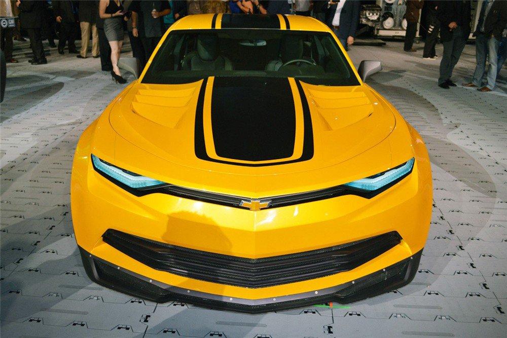 Bumblebee Camaro auction (8)