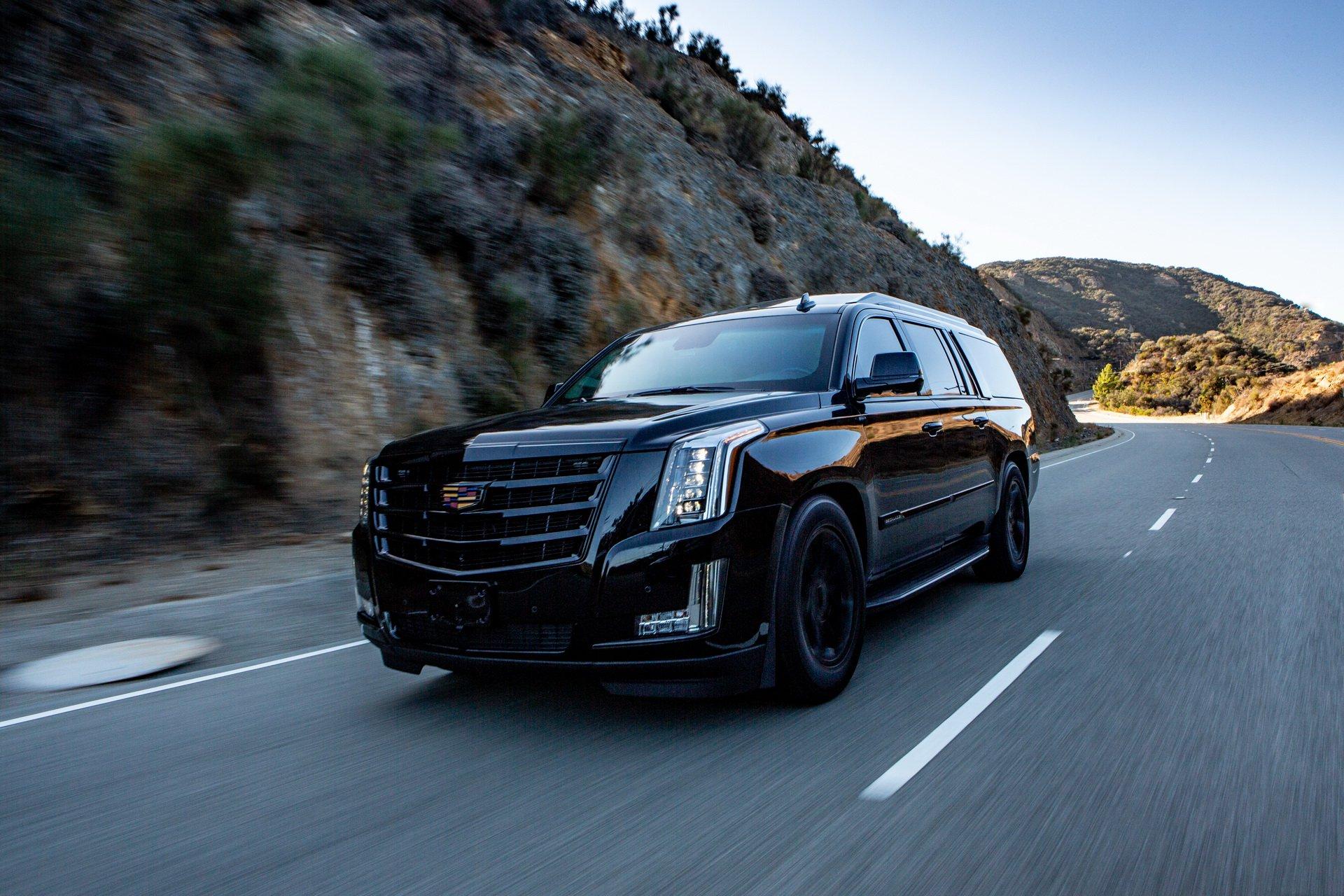 Cadillac Escalade by AddArmor (1)