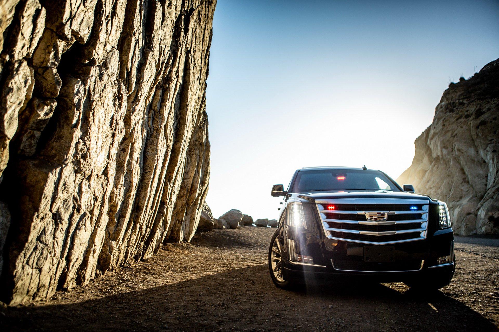 Cadillac Escalade by AddArmor (13)