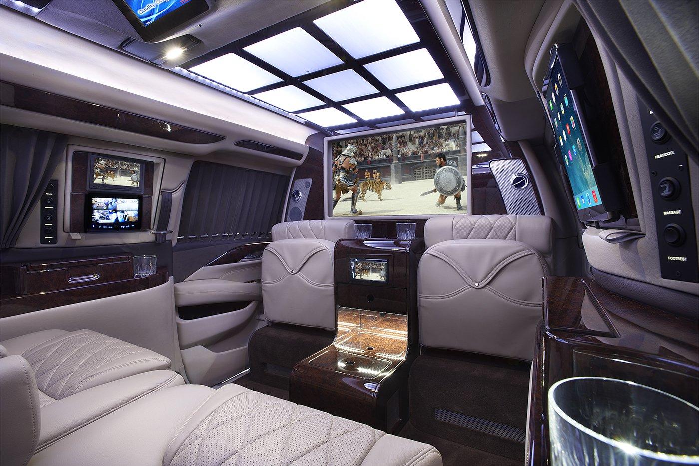Cadillac Escalade by AddArmor (14)