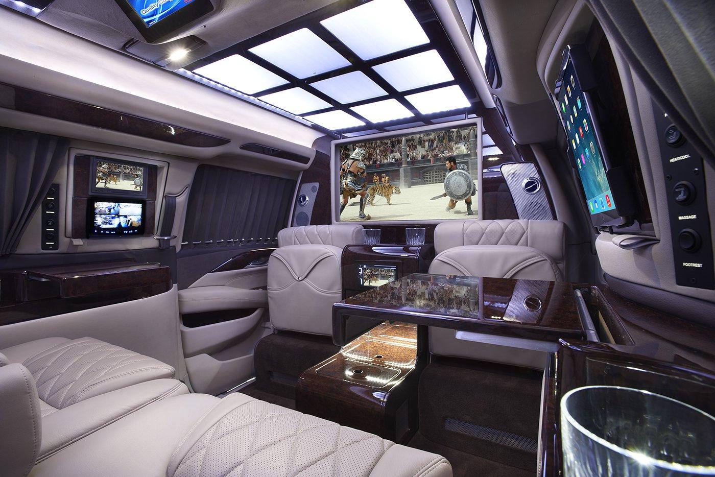 Cadillac Escalade by AddArmor (15)