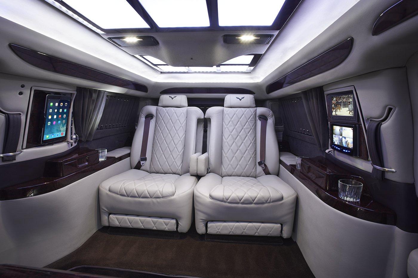 Cadillac Escalade by AddArmor (17)