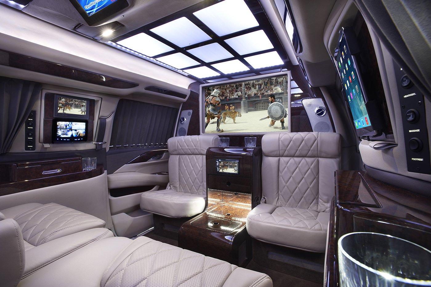 Cadillac Escalade by AddArmor (18)