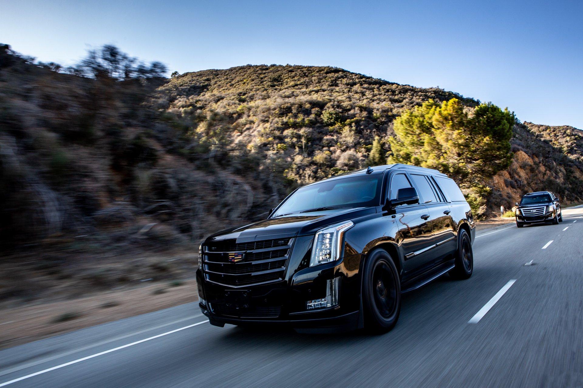 Cadillac Escalade by AddArmor (2)