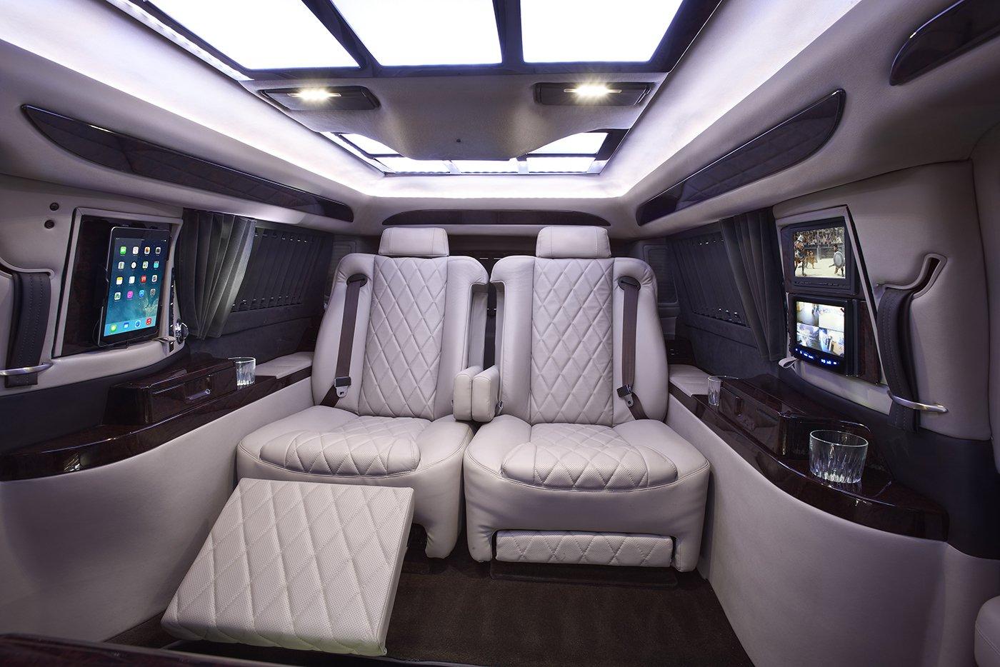 Cadillac Escalade by AddArmor (20)