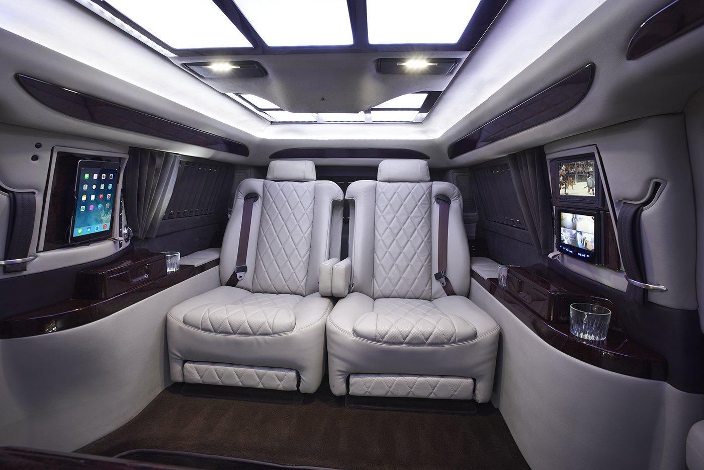 Cadillac Escalade by AddArmor (21)