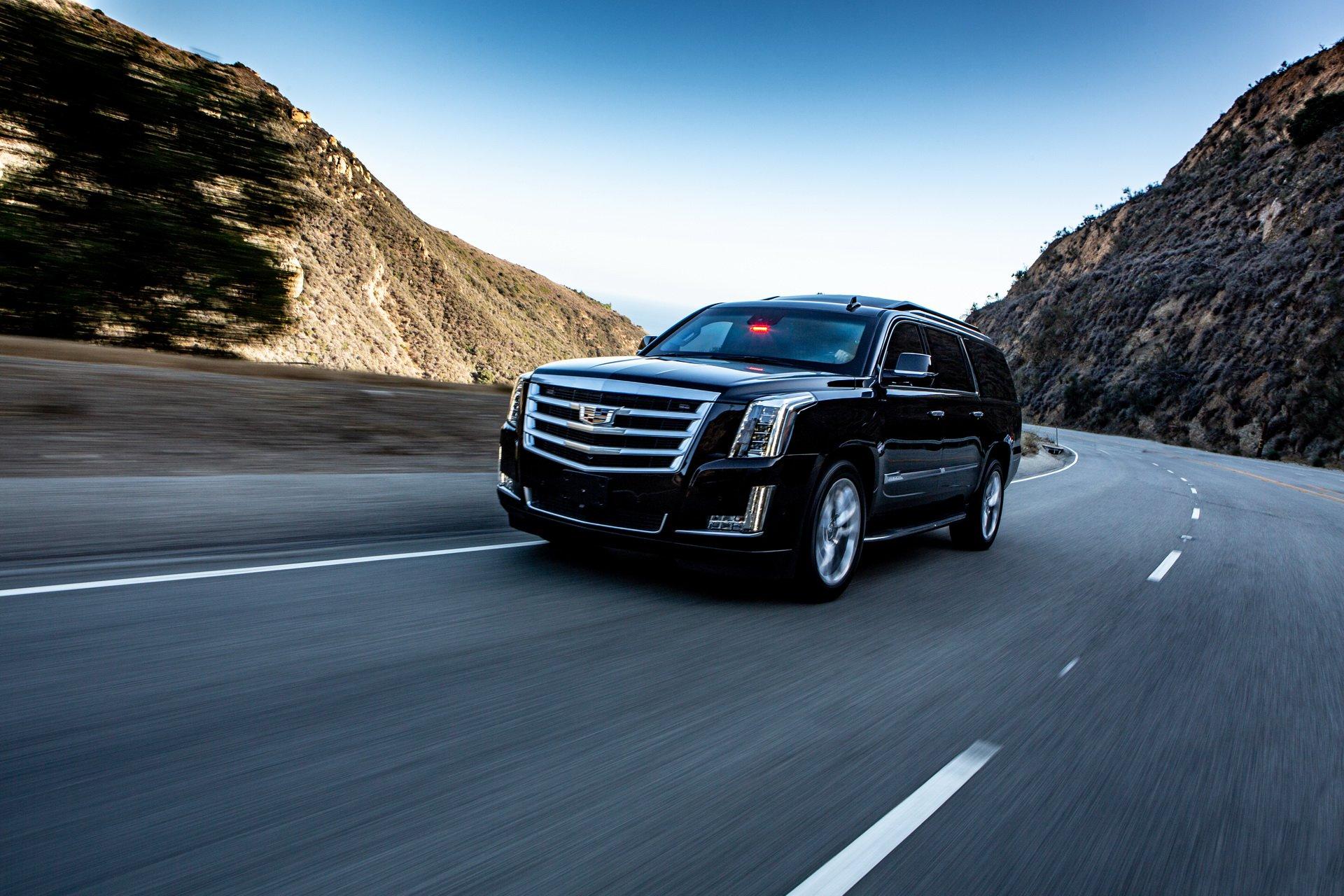Cadillac Escalade by AddArmor (3)