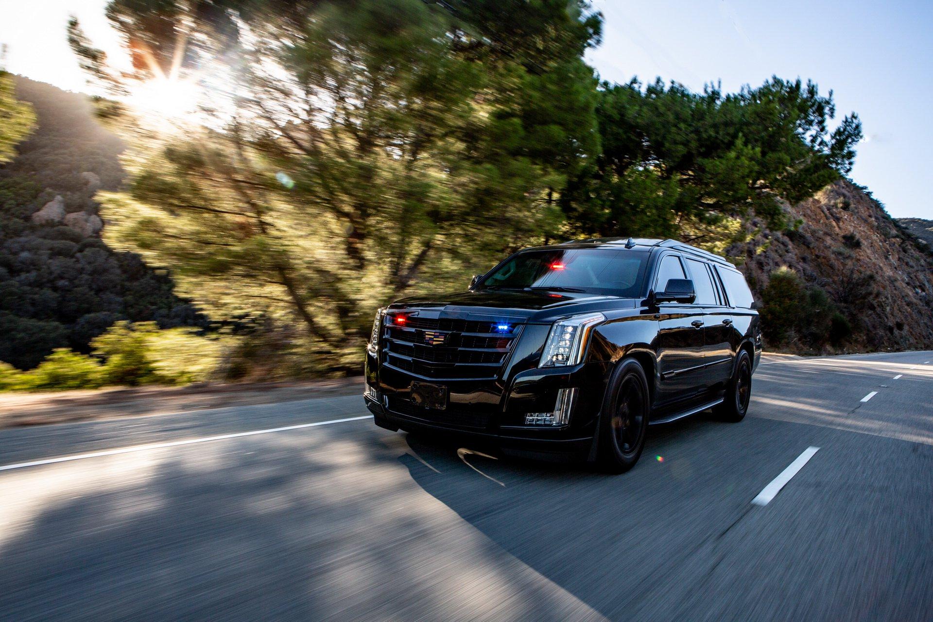 Cadillac Escalade by AddArmor (4)