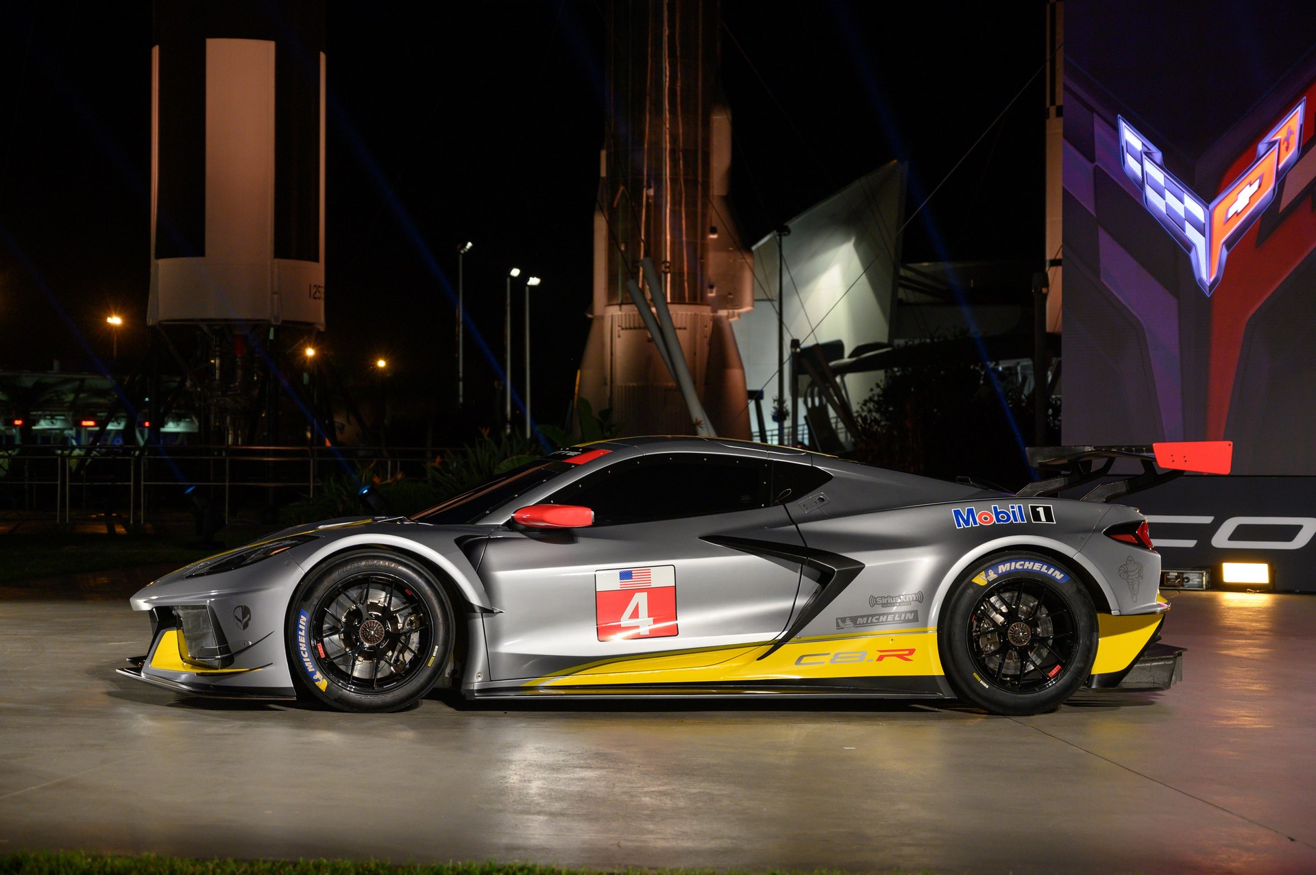 Chevrolet Corvette C8.R Race Car