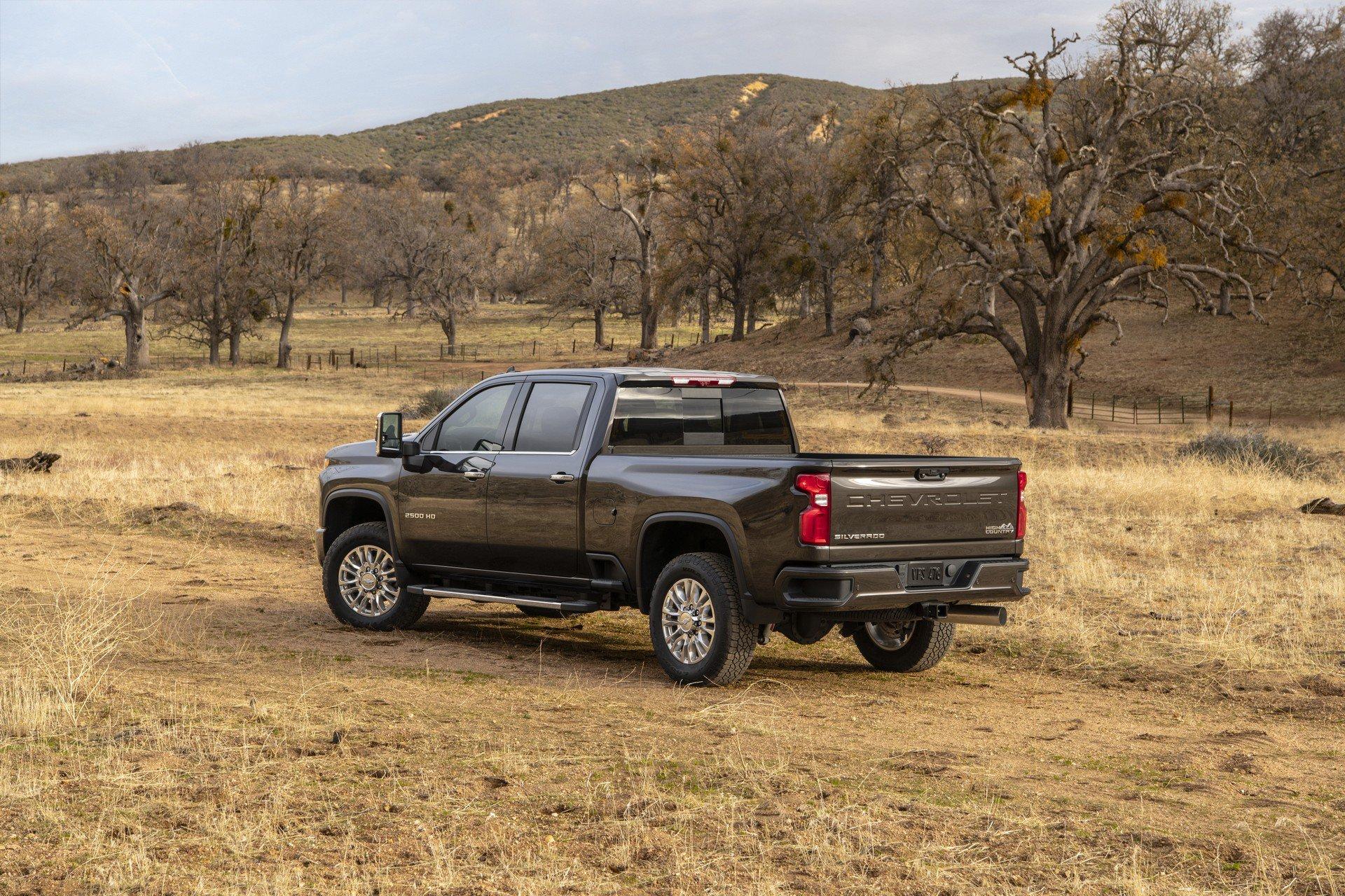 Chevrolet Silverado HD 2020  (13)