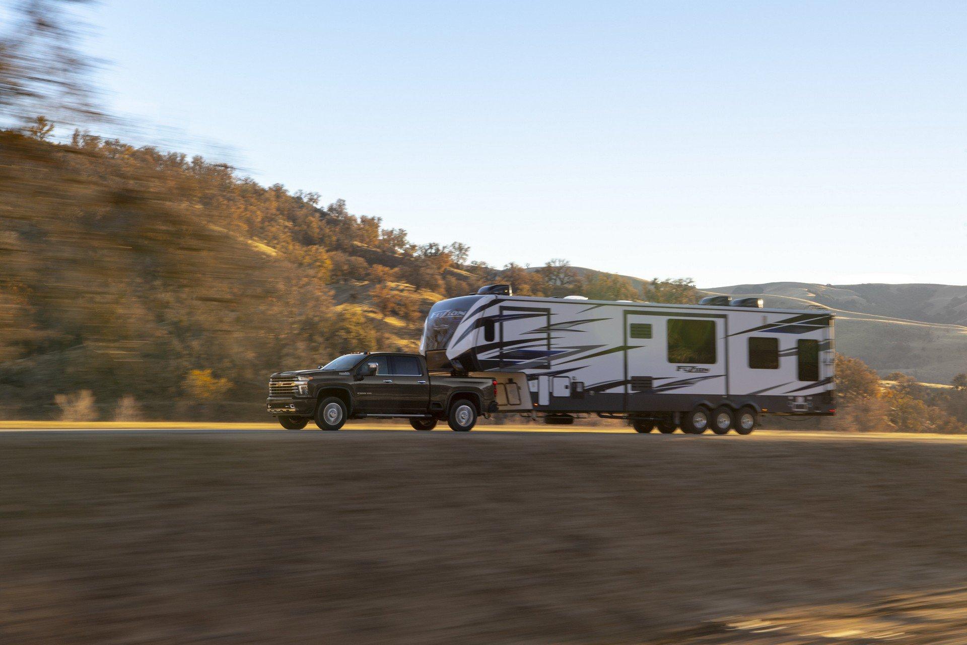 Chevrolet Silverado HD 2020  (17)
