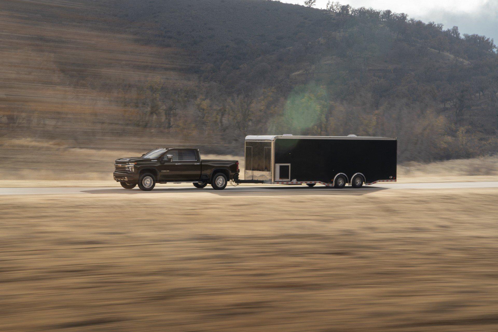Chevrolet Silverado HD 2020  (20)
