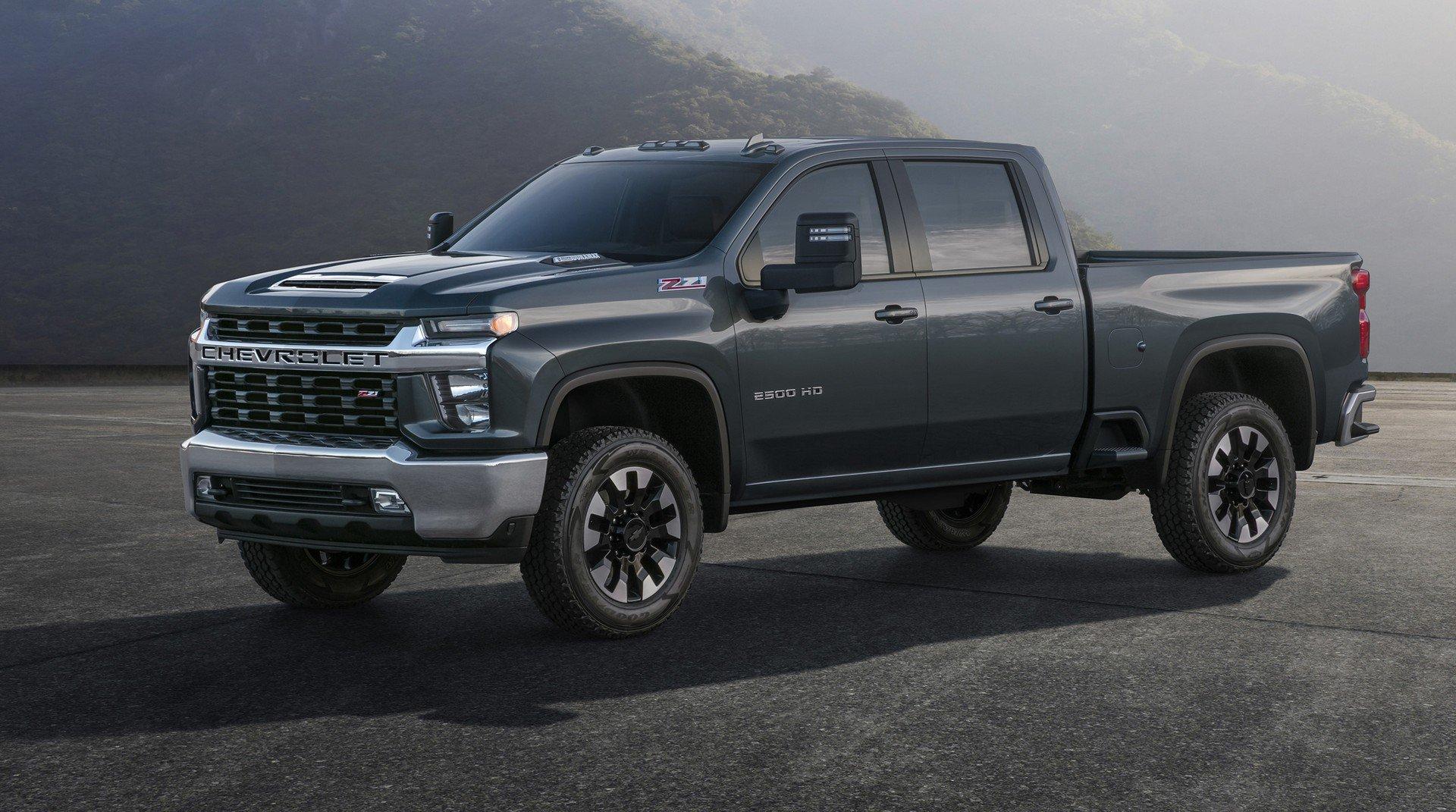 Chevrolet Silverado HD 2020  (22)