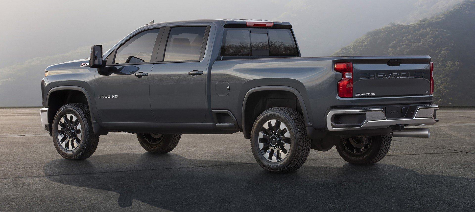 Chevrolet Silverado HD 2020  (23)