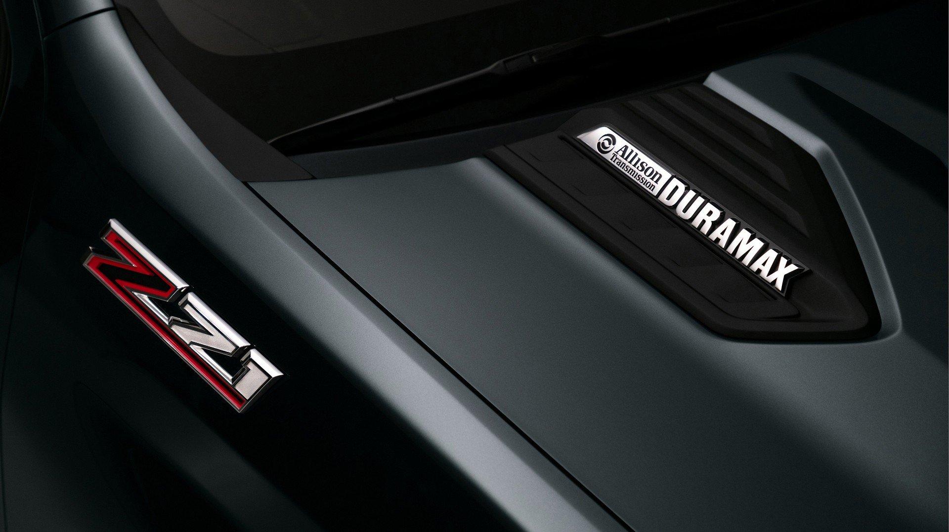 Chevrolet Silverado HD 2020  (25)