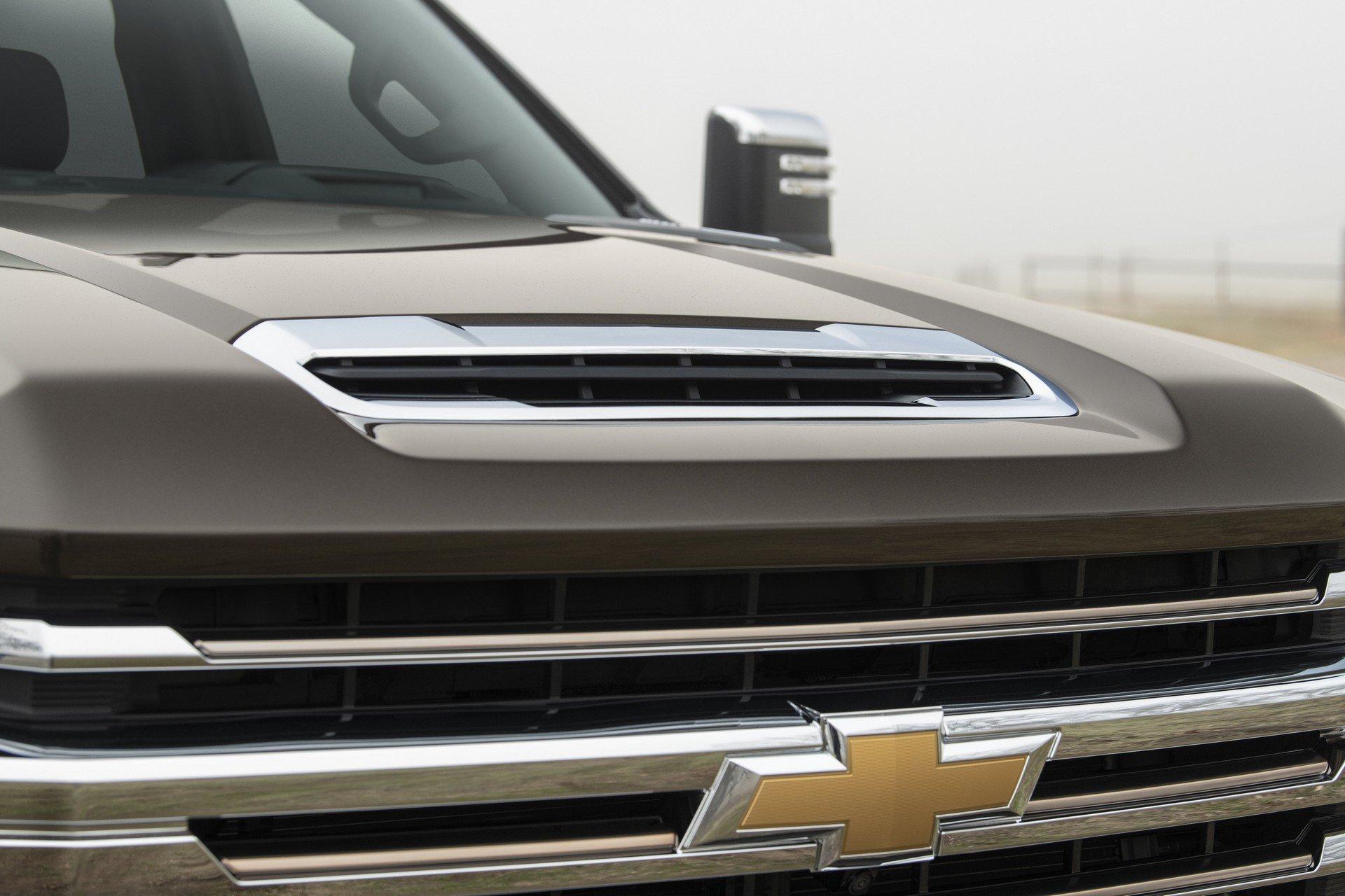 Chevrolet Silverado HD 2020  (26)