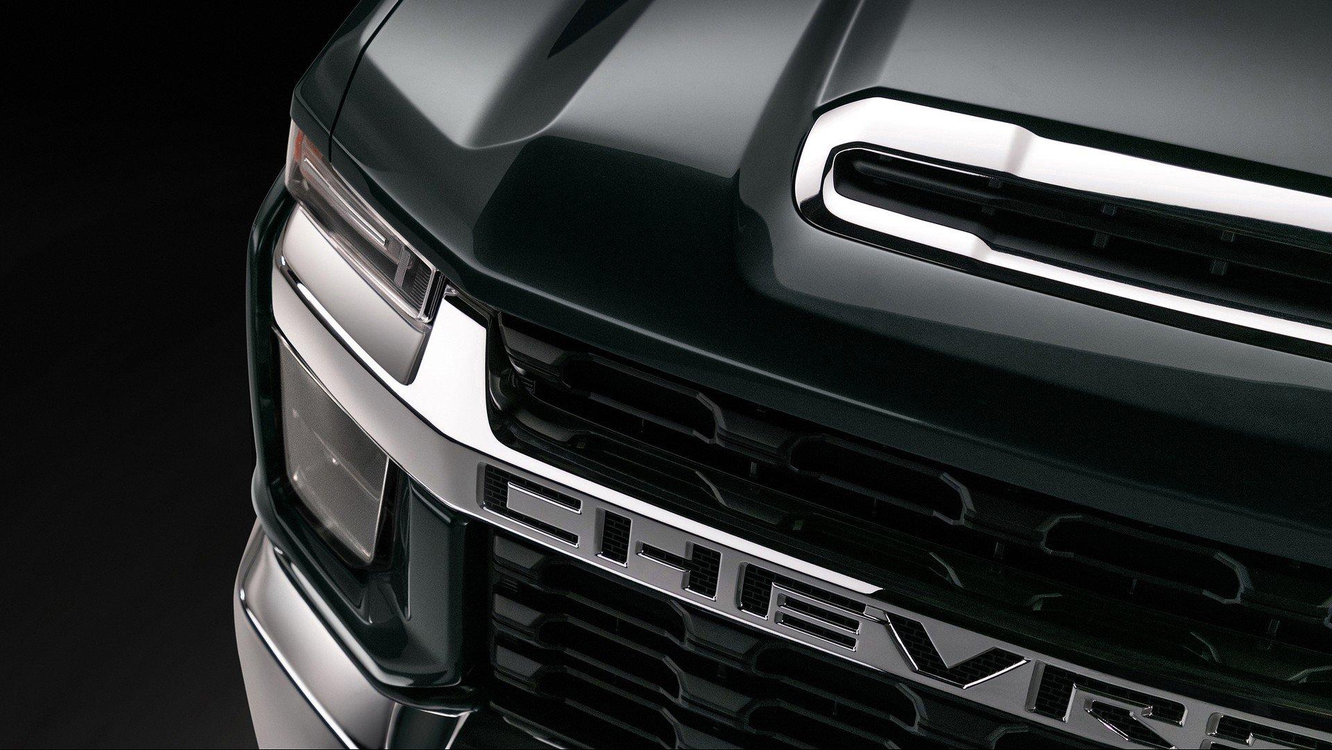 Chevrolet Silverado HD 2020  (29)